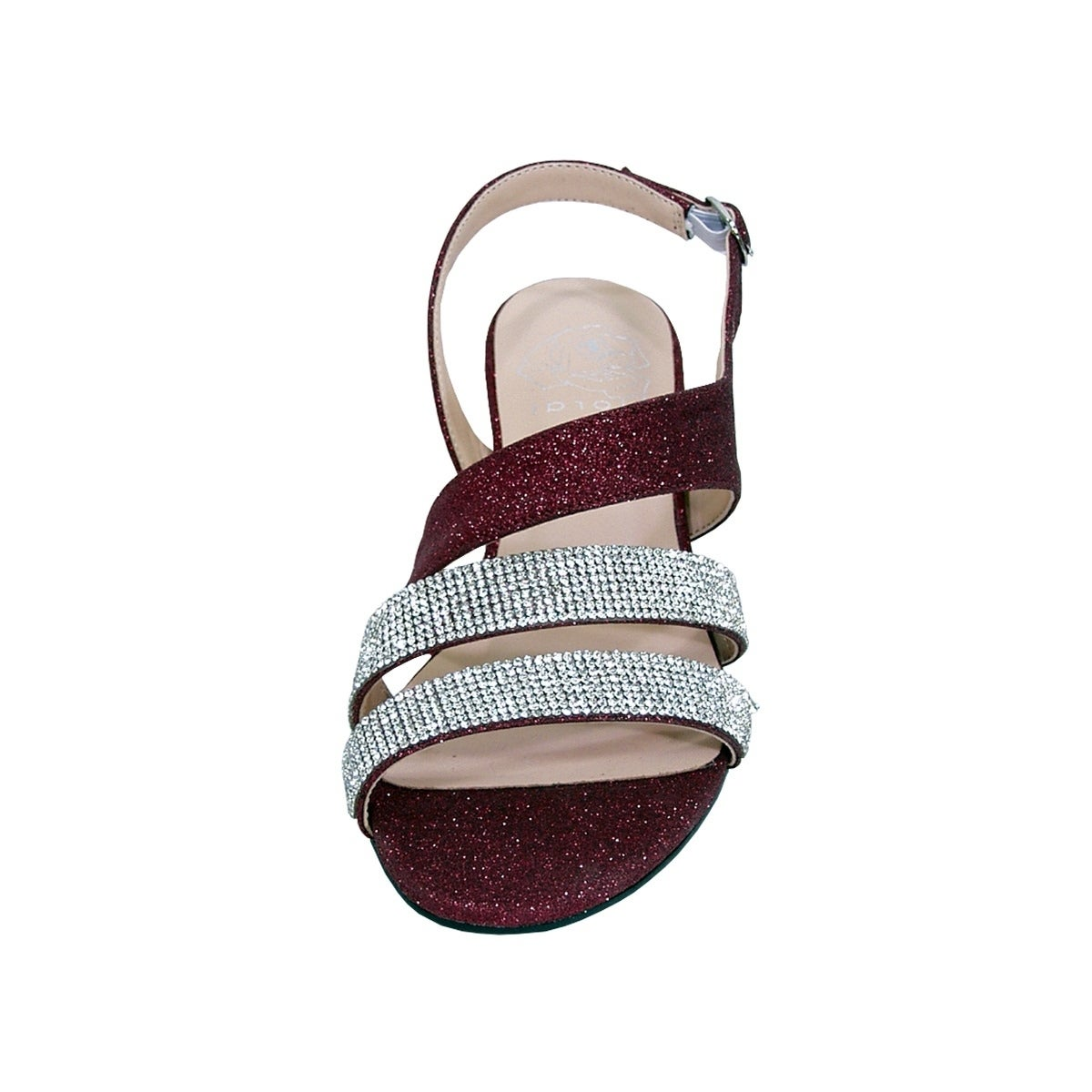 a4d6193df067 Shop FLORAL Dorothy Women Extra Wide Width Rhinestone Dressy Party Sandals  - Free Shipping Today - Overstock - 20005016