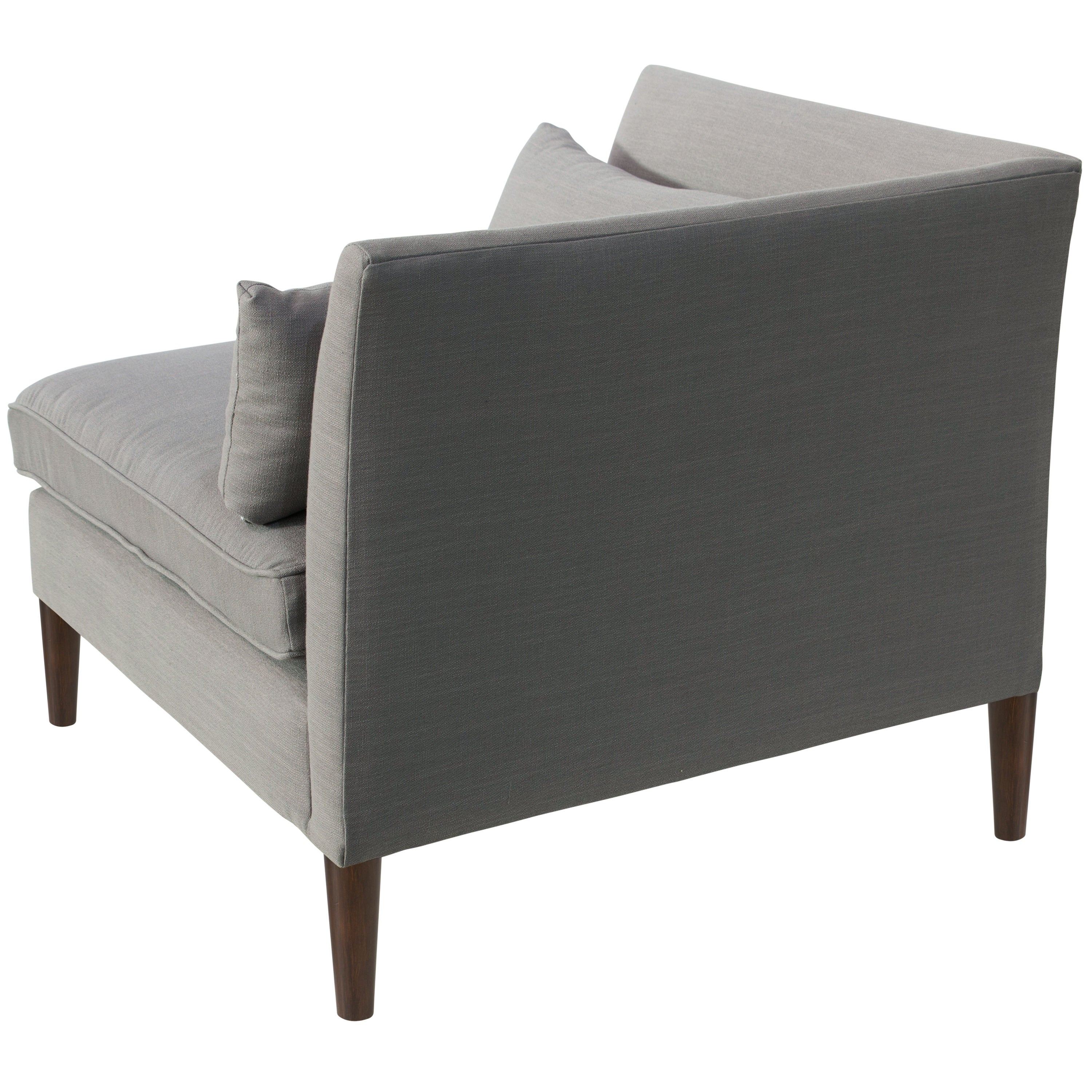 Shop Skyline Furniture Corner Chair In Linen Free Shipping Today