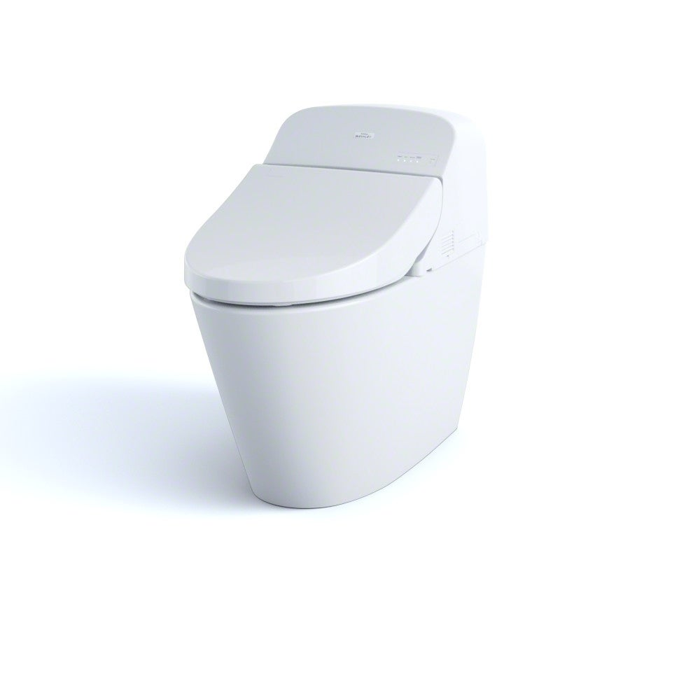 Shop Toto Washlet G400 Bidet Seat With Integrated Dual Flush 1 28 Or