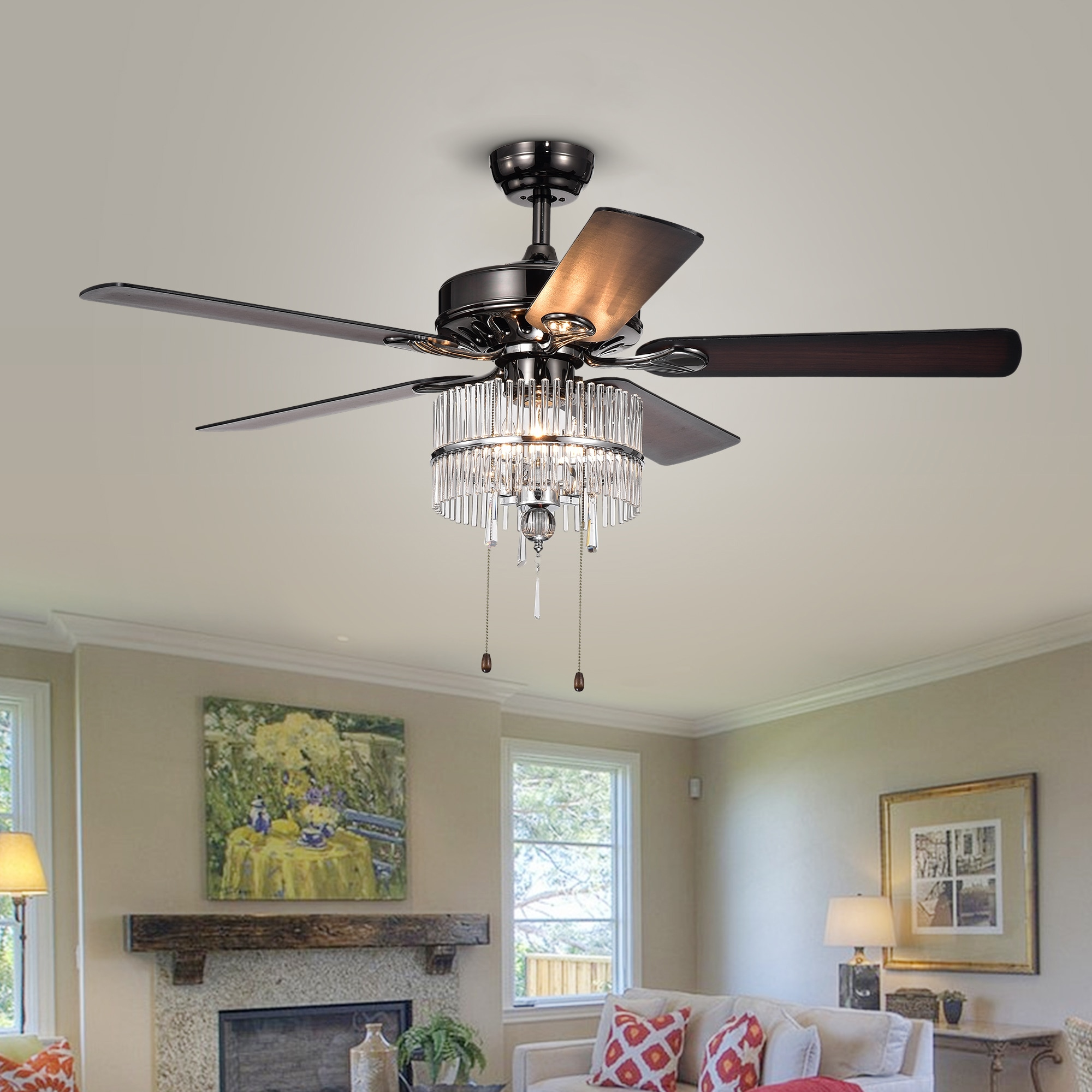 blade light lighting chandelier fan astoria wayfair ceiling aslan pdx grand with reviews bowl