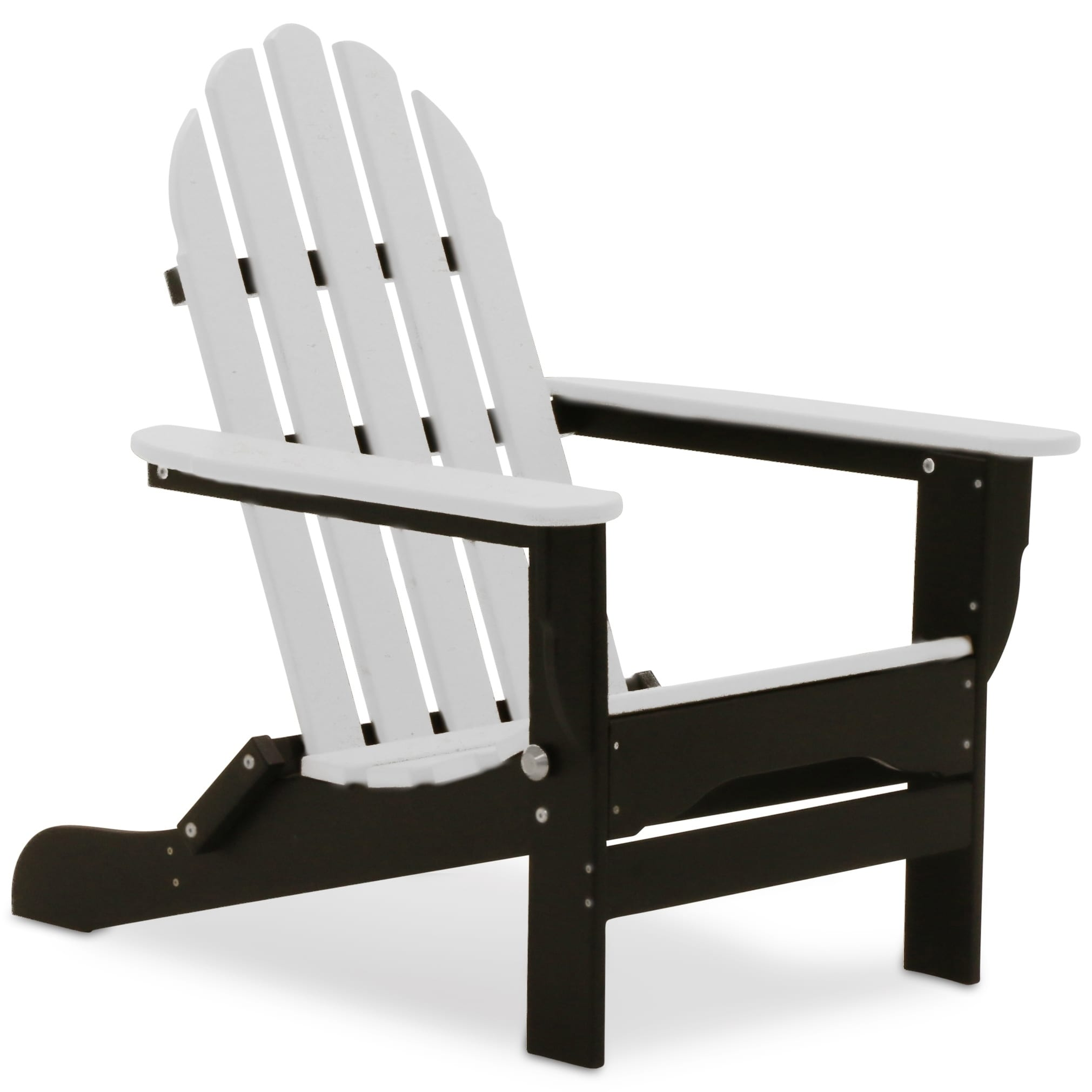 Shop DuroGreen All Weather Adirondack Chair   Free Shipping Today    Overstock.com   20019621