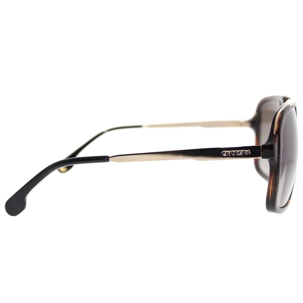 9e2cfdd87eda Shop Carrera Aviator Carrera 1004/S 2IK Unisex Havana Gold Frame Brown  Gradient Lens Sunglasses - Free Shipping Today - Overstock - 20086505