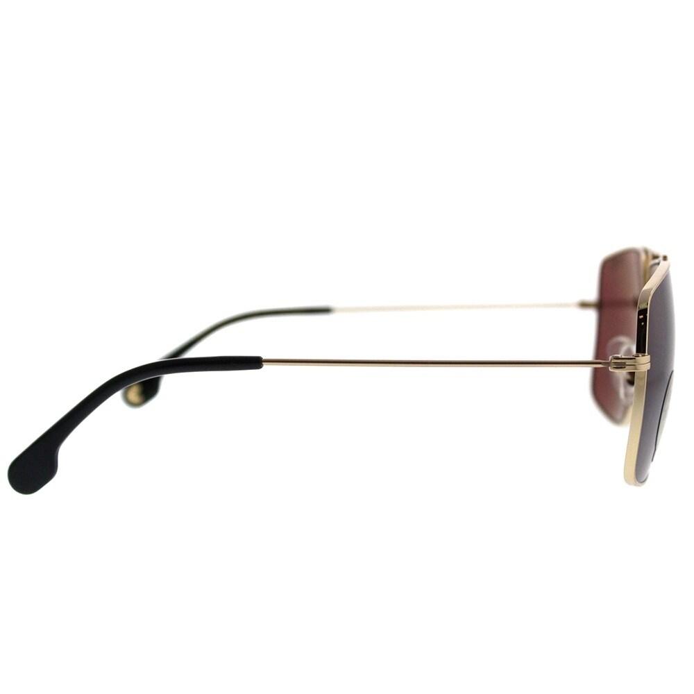 b325e40da5c Shop Carrera Square Carrera 1006 S J5G Unisex Gold Frame Burgundy Polarized  Lens Sunglasses - Free Shipping Today - Overstock - 20086506