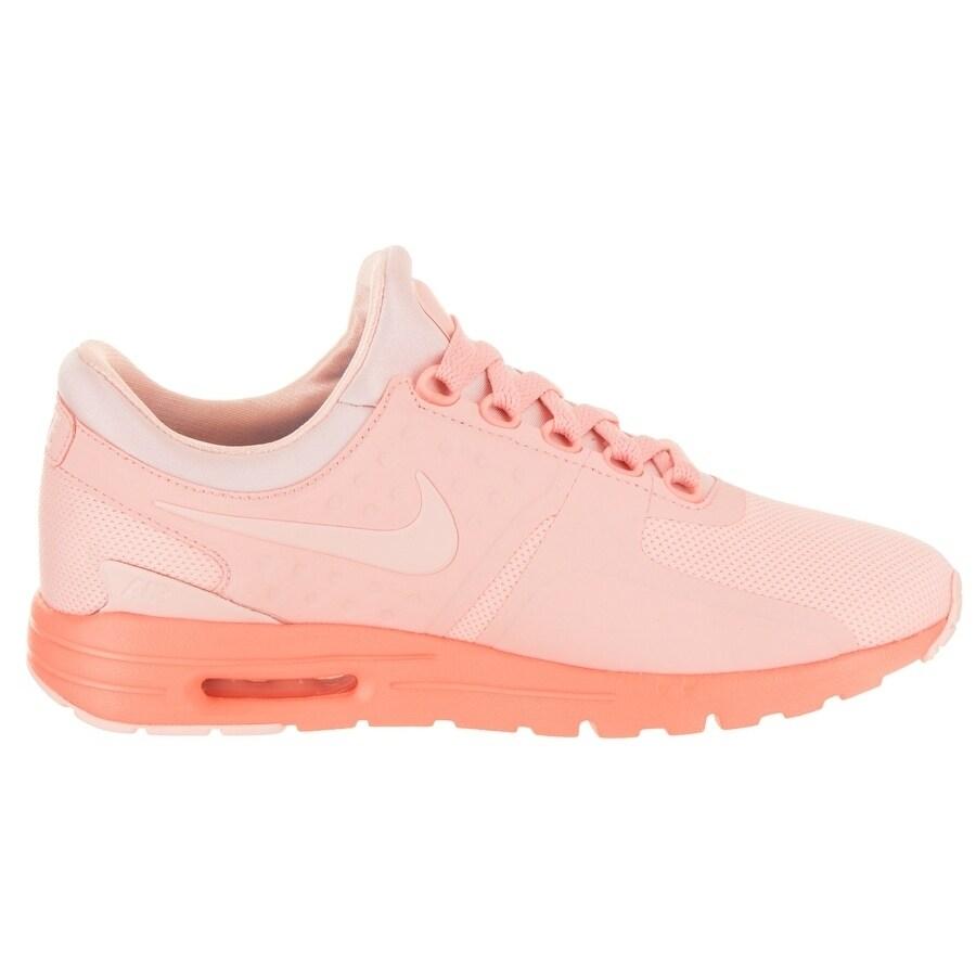 3703e0a8eb94 Shop Nike Women s Air Max Zero Running Shoe - Free Shipping Today -  Overstock.com - 20089926