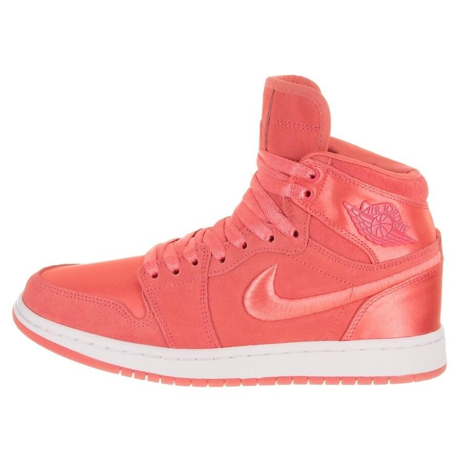 ed886bb7b028b5 Shop Nike Jordan Women s Air Jordan 1 Retro High SOH Casual Shoe - Free  Shipping Today - Overstock - 20089934