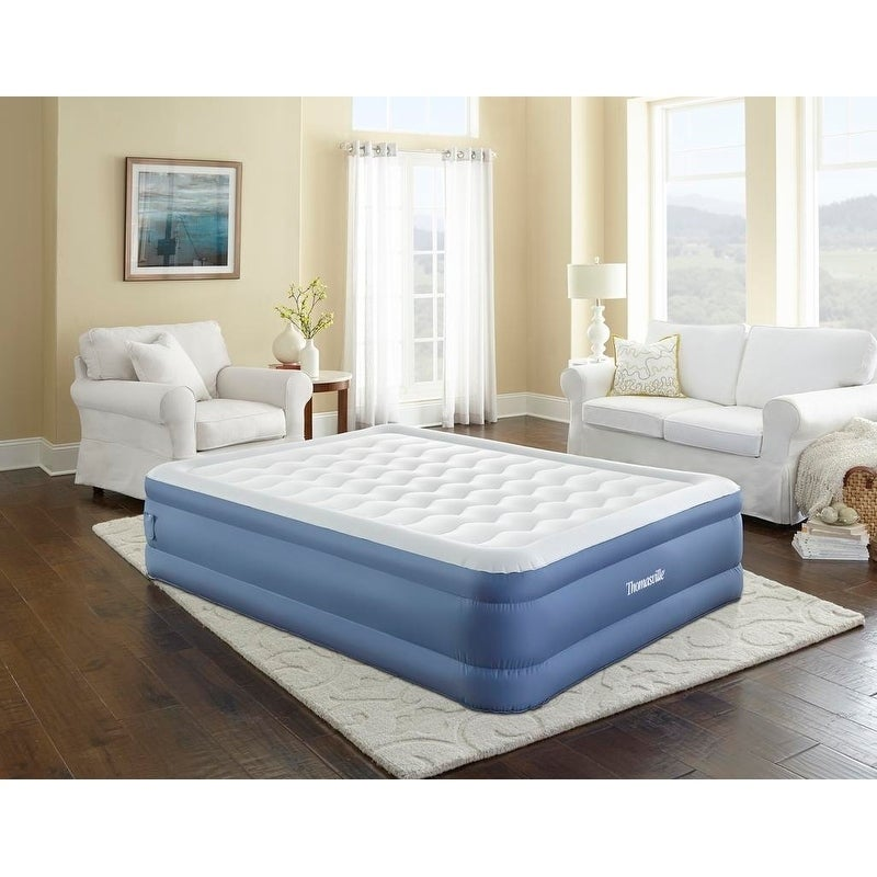 Shop Thomasville Luxury Suite Queen Inflatable Air Mattress - On ...