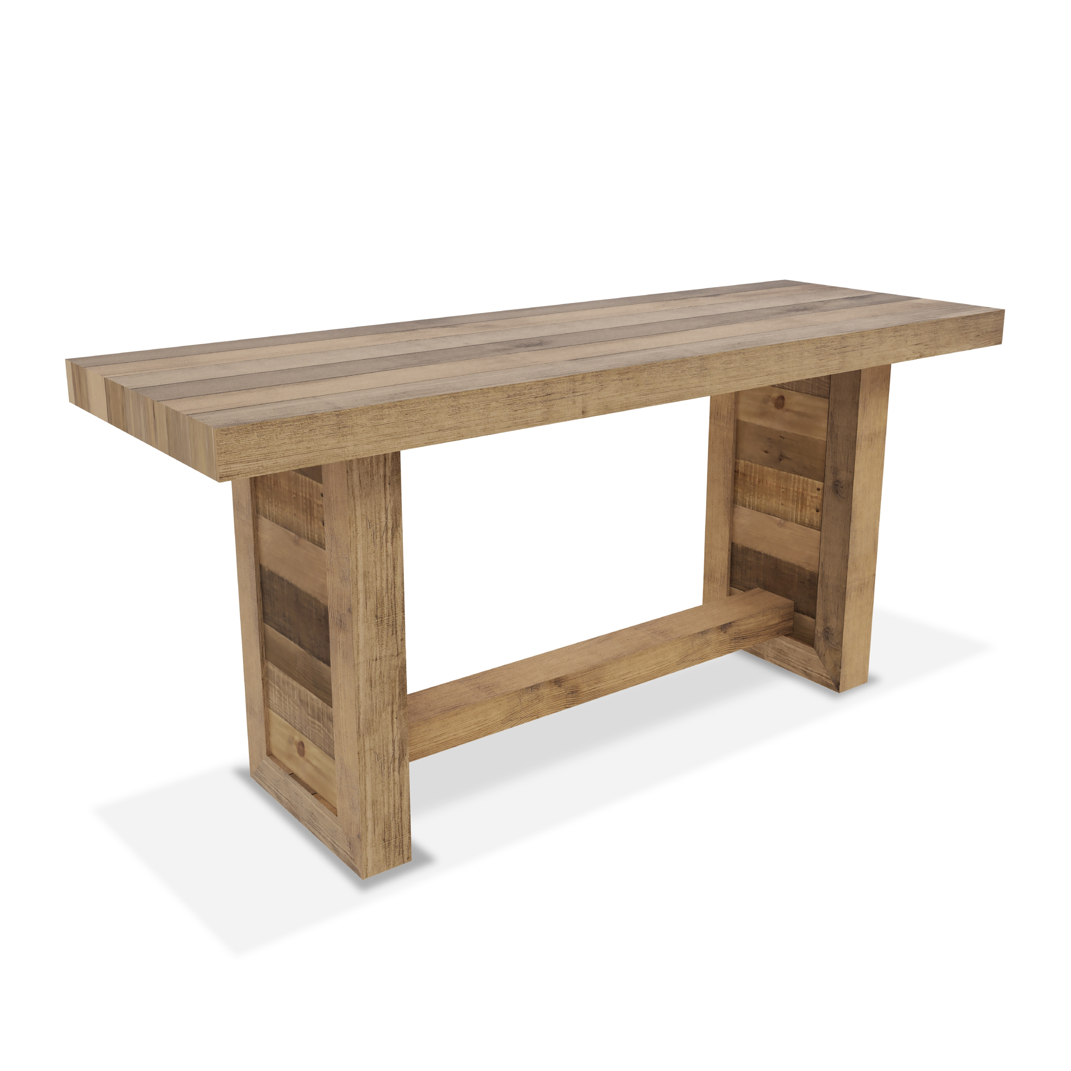 The Gray Barn Fairview Reclaimed Wood Gathering Table On Free Shipping Today 20170121