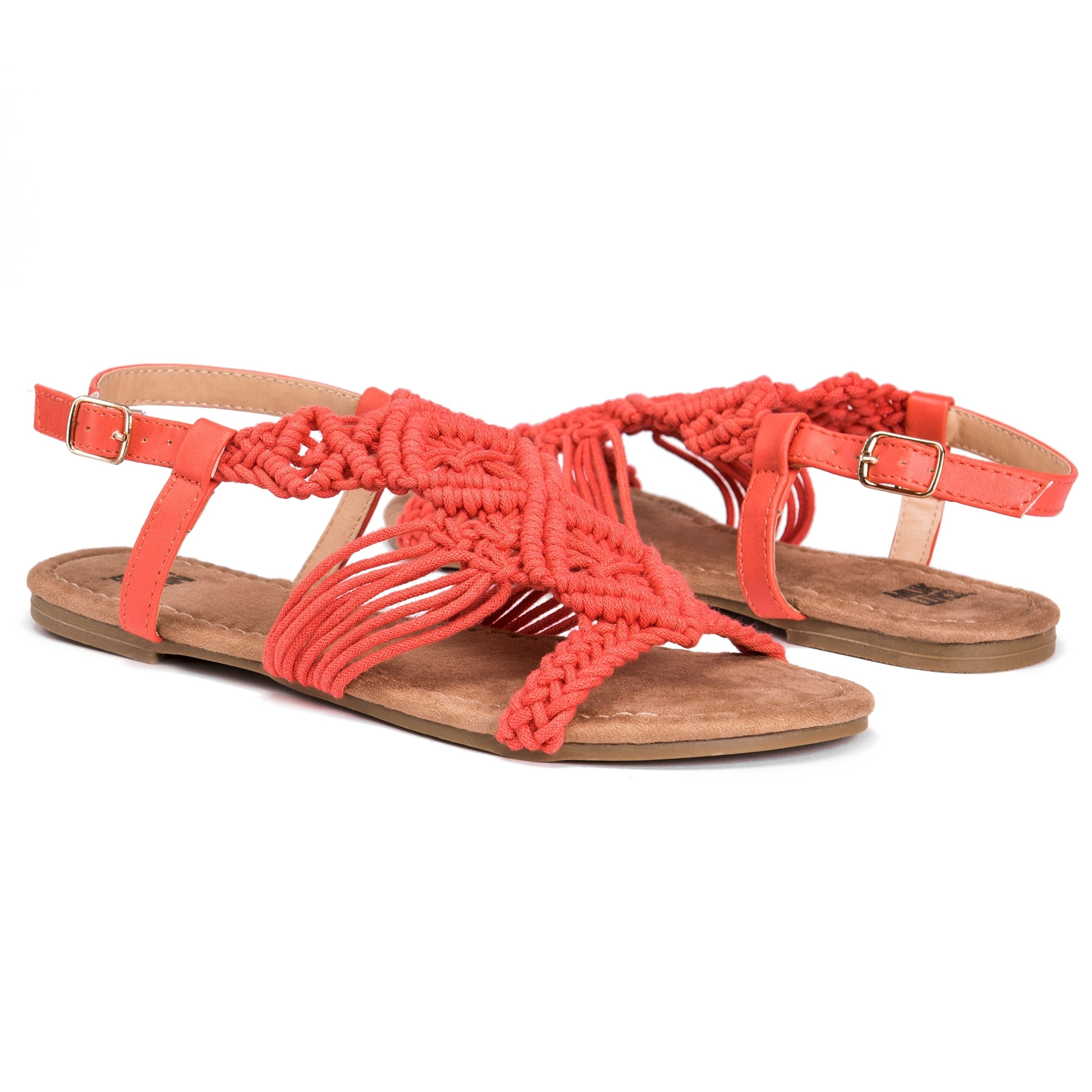 discount with credit card MUK LUKS Elise Women's ... Sling-Back Sandals buy cheap 2015 NcncWPOWP