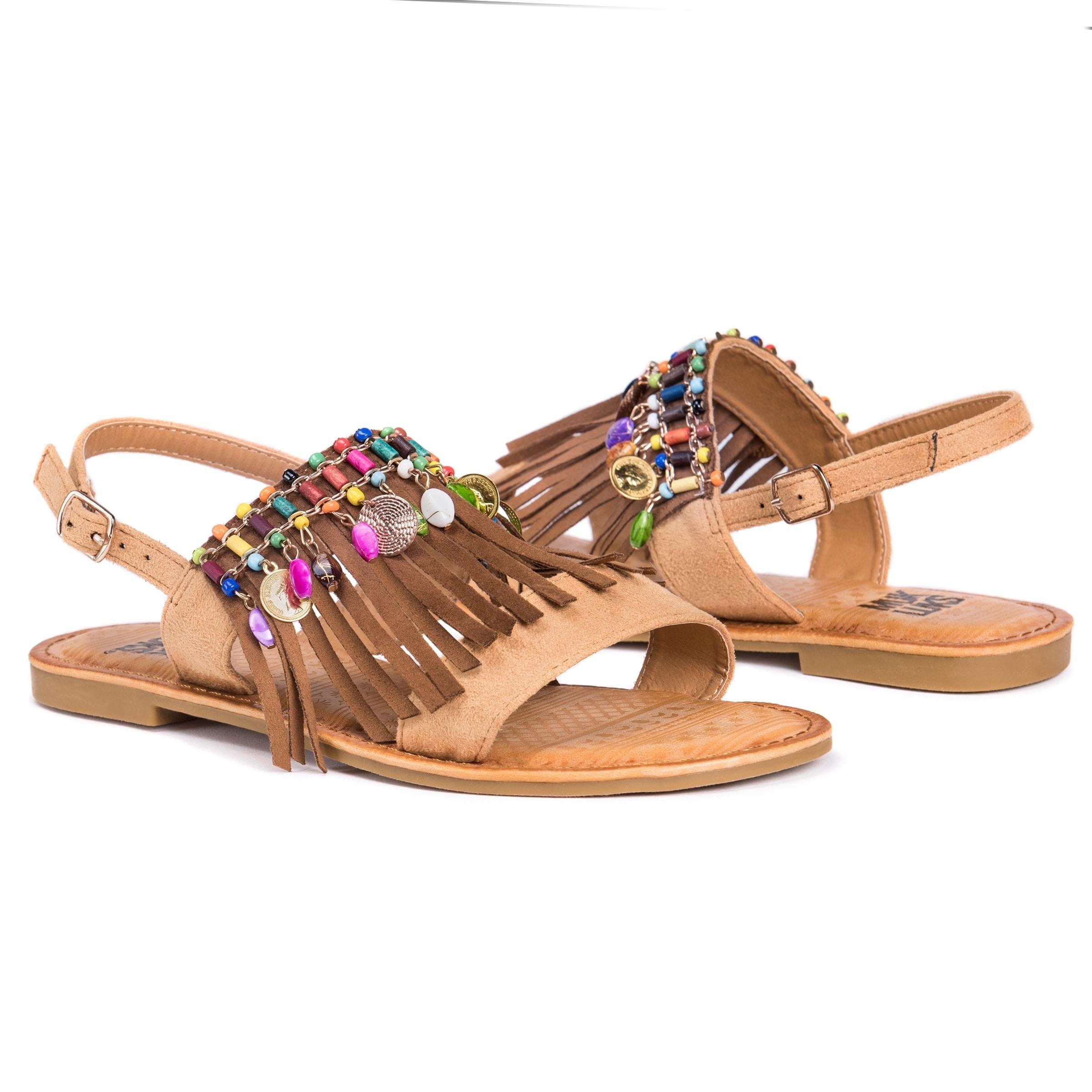 MUK LUKS Margot Women's ... Sling-Back Sandals Gd7203RP