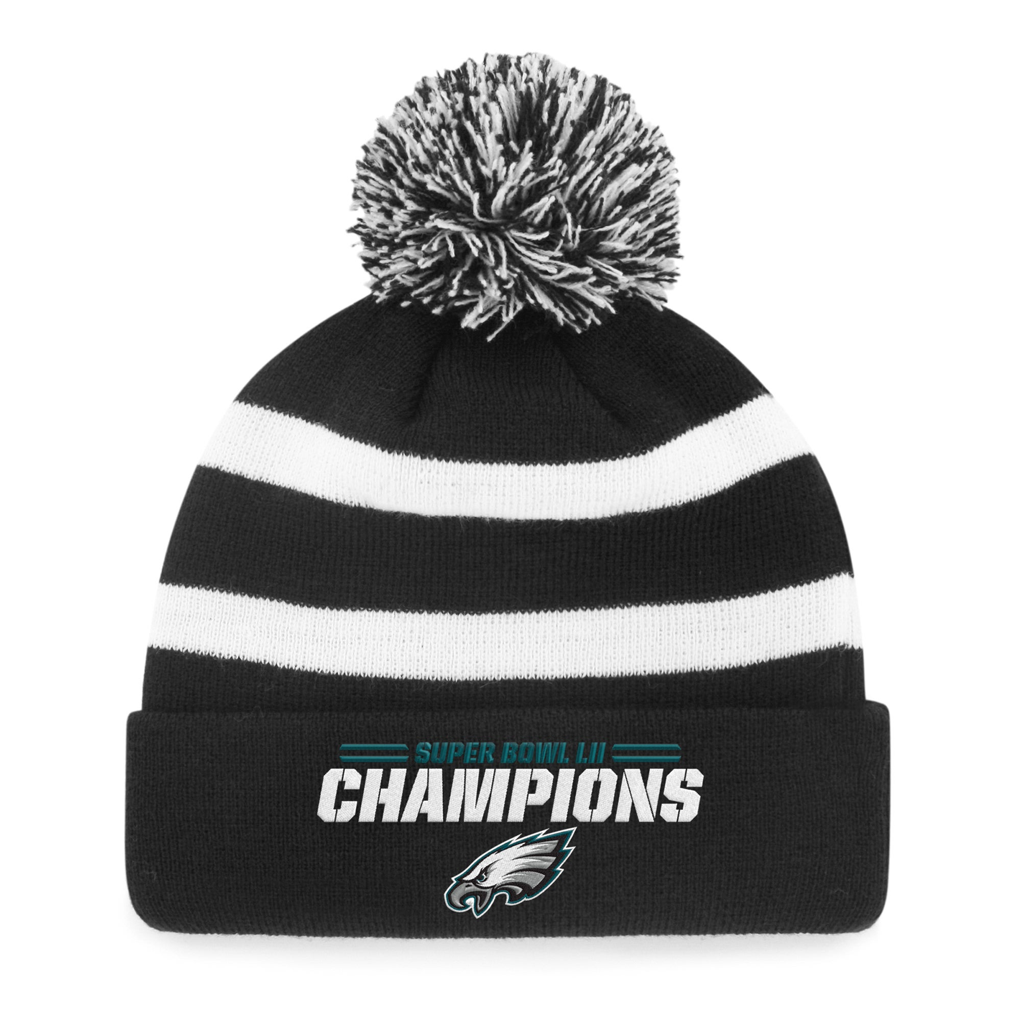 acc17b7342e ... netherlands shop philadelphia eagles super bowl champion breakaway knit  hat free shipping on orders over 45