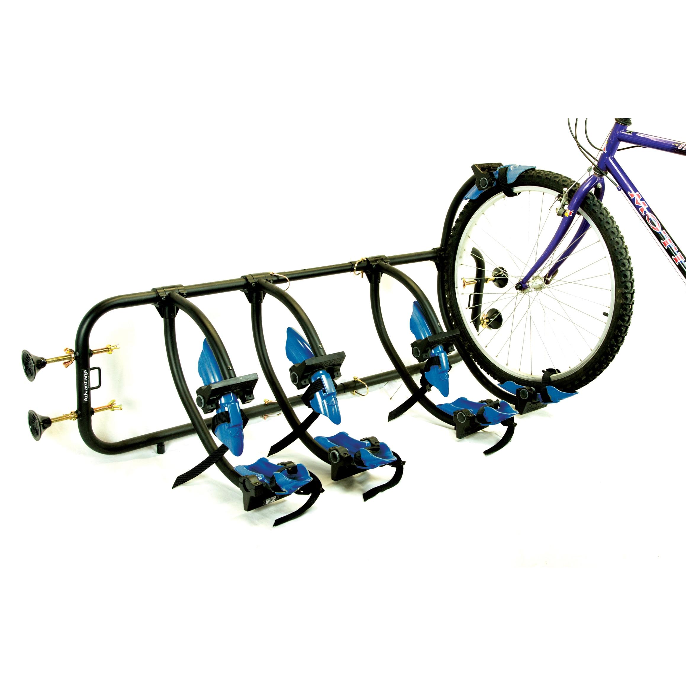 gear platinum steel storage raw up rack freestanding bike