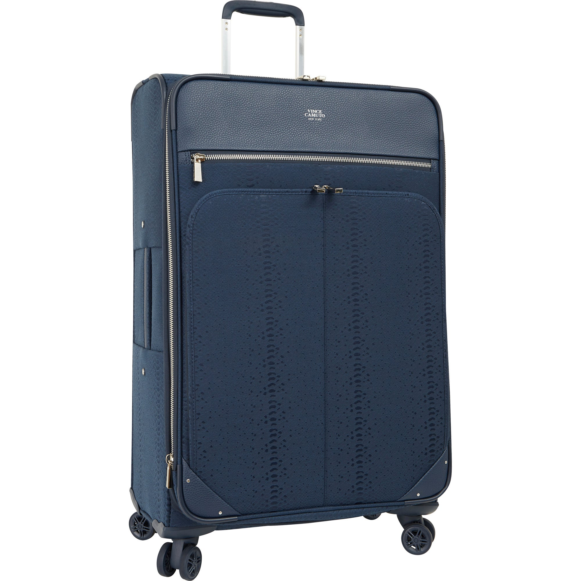 c4328969b Shop Vince Camuto Ameliah 24-inch Expandable Spinner Upright Suitcase - Free  Shipping Today - Overstock - 20192707