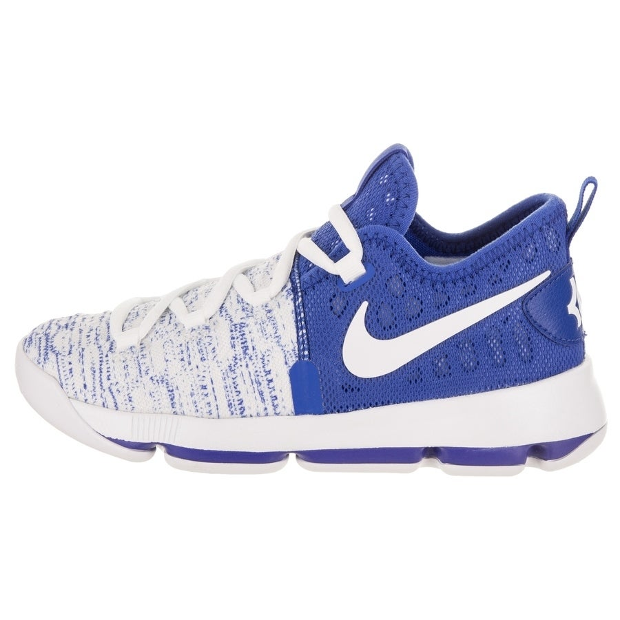 ae8cf559ef7e Shop Nike Kids KD 9 (PS) Basketball Shoe - Free Shipping Today - Overstock  - 20201958