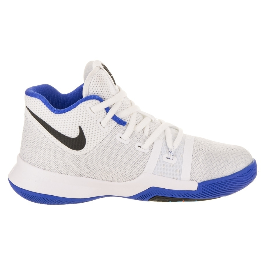 cheap for discount 4ac12 822e2 Shop Nike Kids Kyrie 3 (PS) Basketball Shoe - Free Shipping Today -  Overstock - 20201960