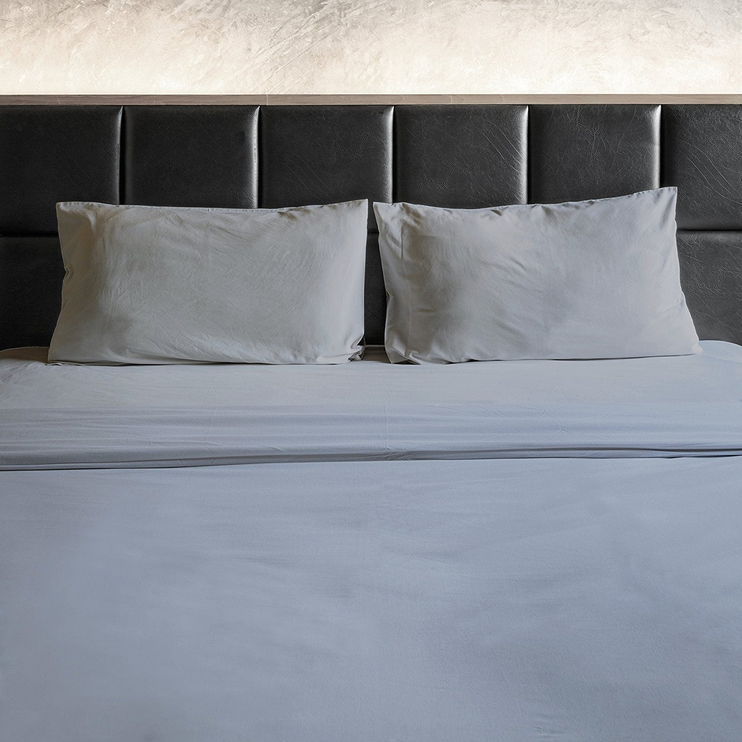 1800 Thread Count Egyptian Cotton Feel 4 Piece Bed Sheet Set 12 Colors
