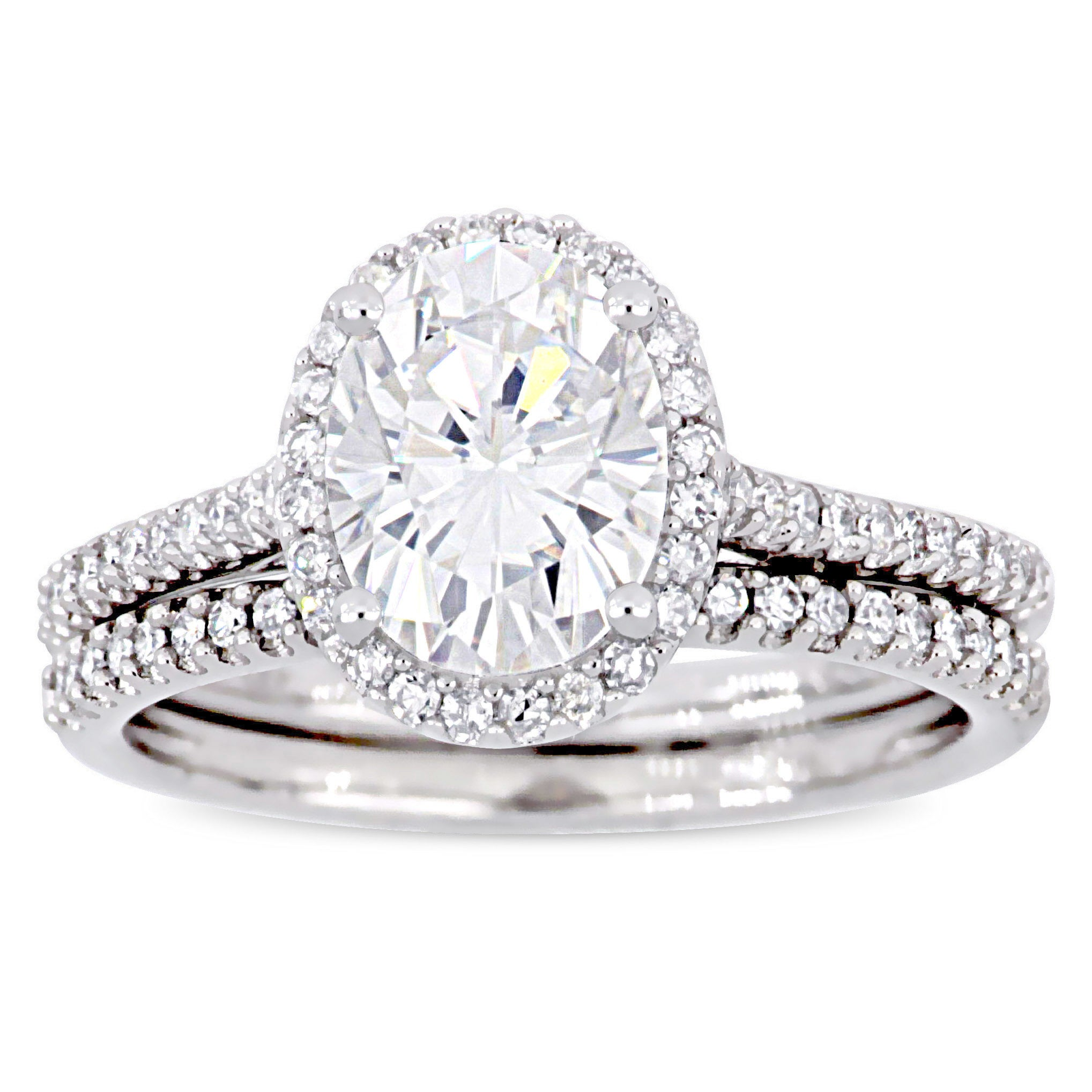valerie madison ring engagement hexagon products rose cut diamond ct oval