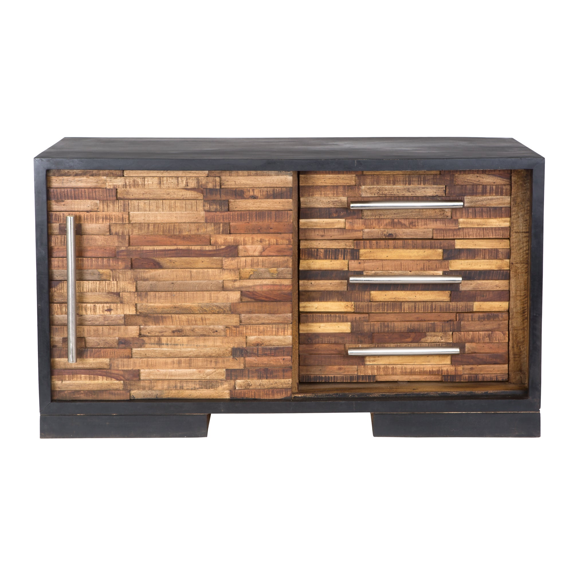 Exceptionnel Shop Ellesmerc Collection Mango Wood Cabinet   On Sale   Free Shipping  Today   Overstock.com   20219072