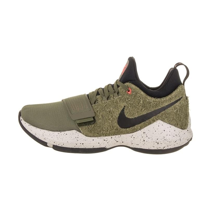 a75e2e8e3c45 Shop Nike Men s PG 1 Elements Basketball Shoe - Free Shipping Today -  Overstock - 20220158