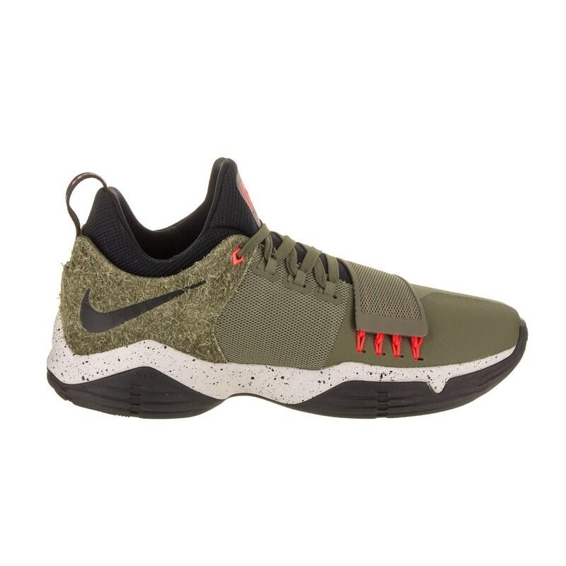 finest selection 2a4de c3a25 Shop Nike Men's PG 1 Elements Basketball Shoe - Free ...