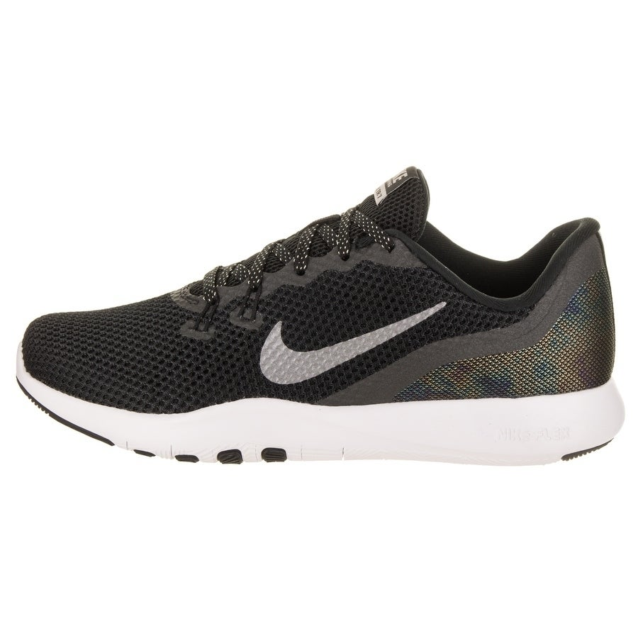 7f81be0a3590 Shop Nike Women s Flex Trainer 7 Mtlc Training Shoe - Free Shipping Today -  Overstock - 20220197