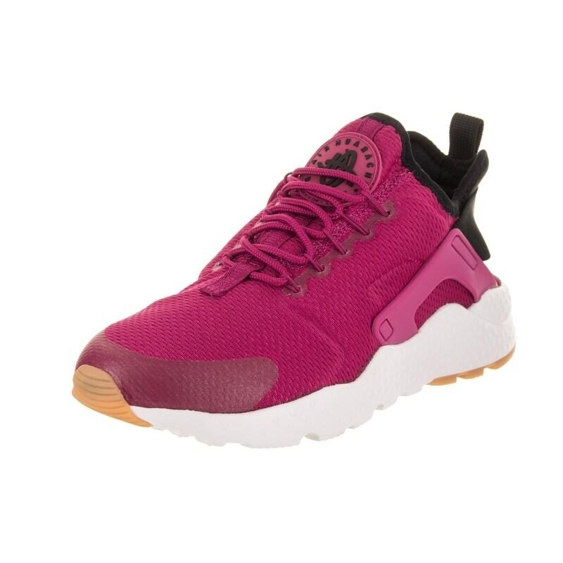 9e7cfc173cf Nike Women s Air Huarache Run Ultra Running Shoe - Free Shipping Today -  Overstock - 26107980