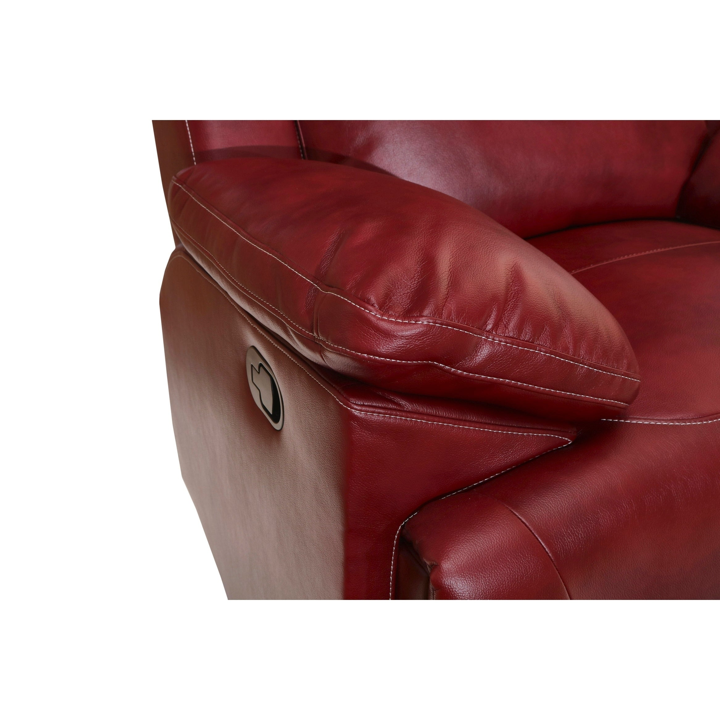 Cortez Red Dual Reclining Sofa Free Shipping Today 20222243