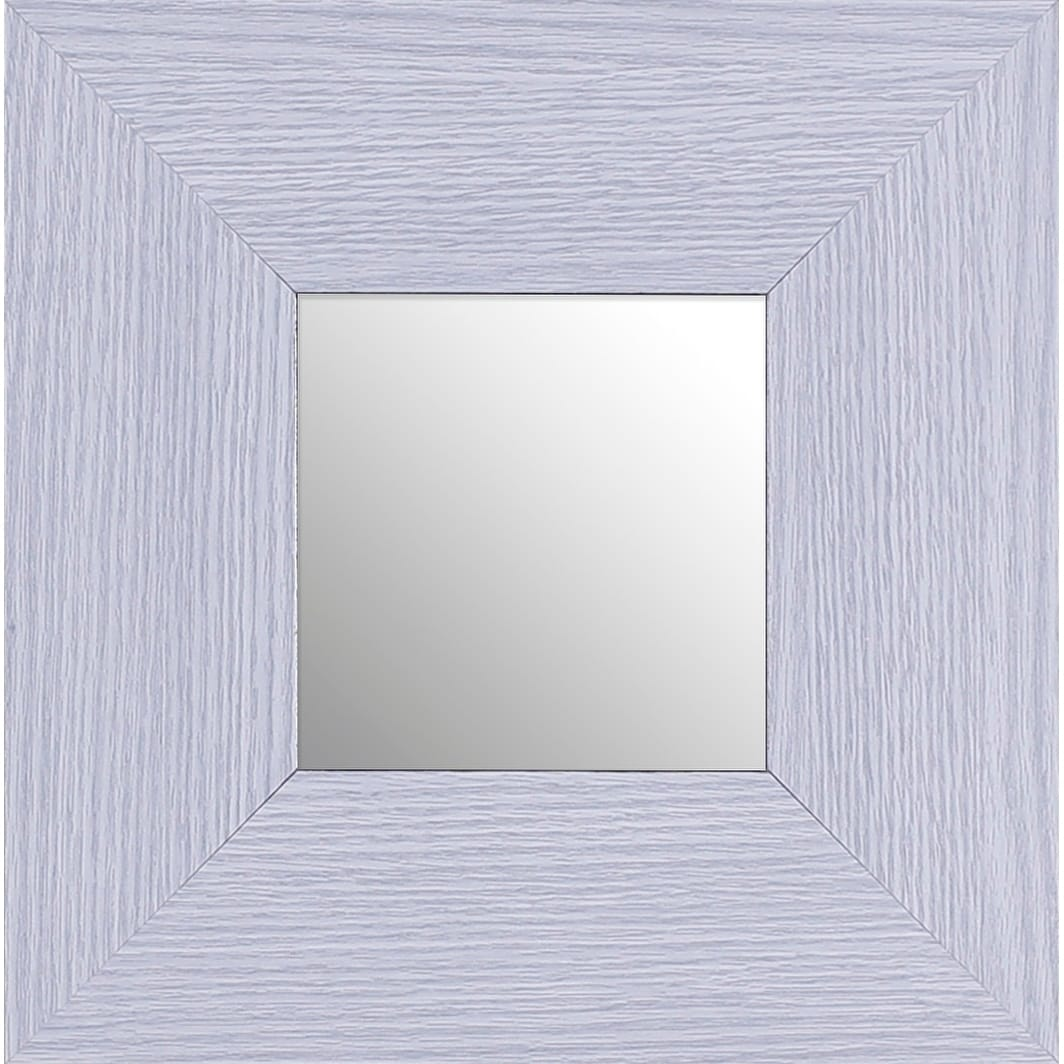 Shop 115x115 Grey Wall Mirror Set Of 4 By Mirrorize Canada Gray