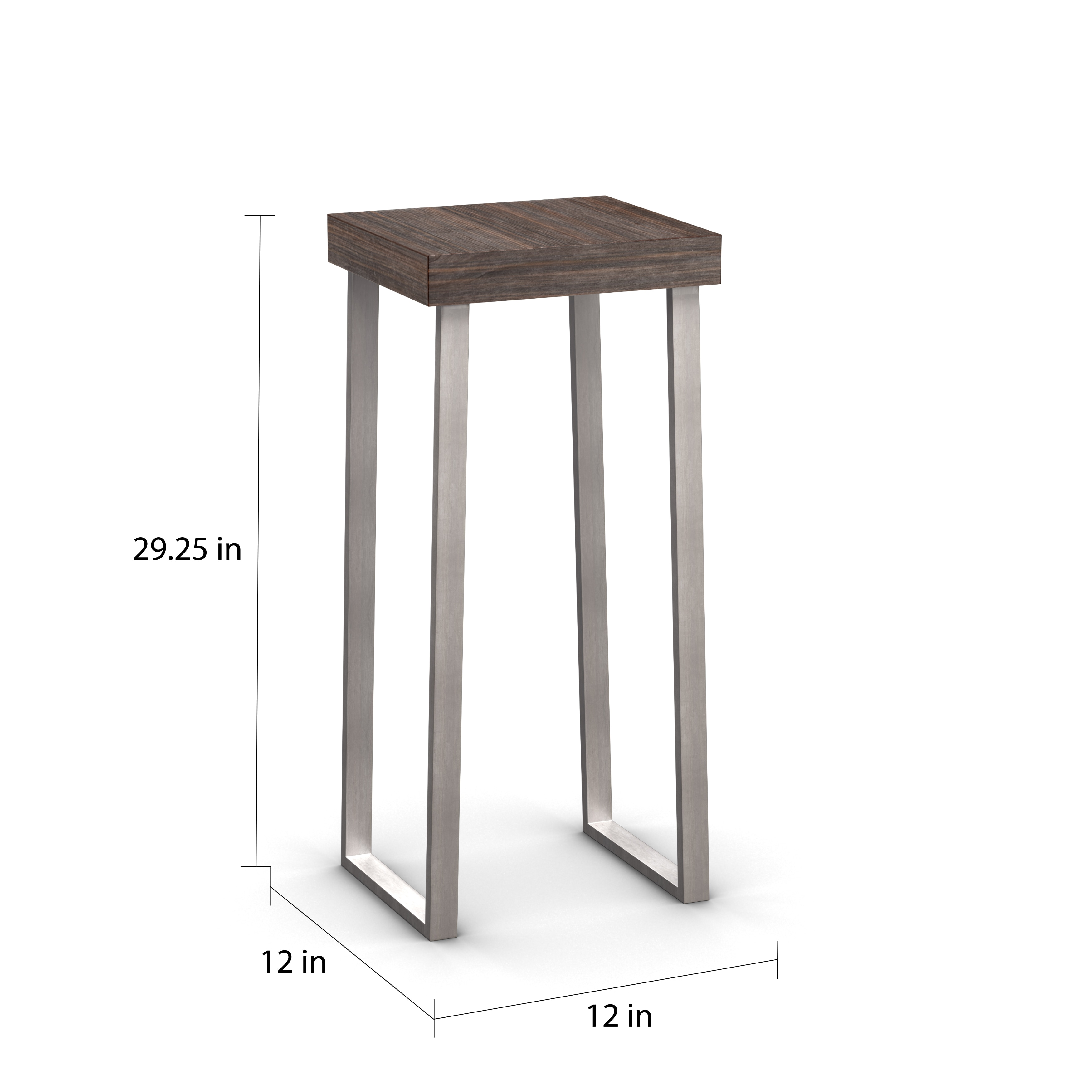 Shop Carbon Loft Murdock Pedestal Accent Table   On Sale   Free Shipping  Today   Overstock.com   20253940