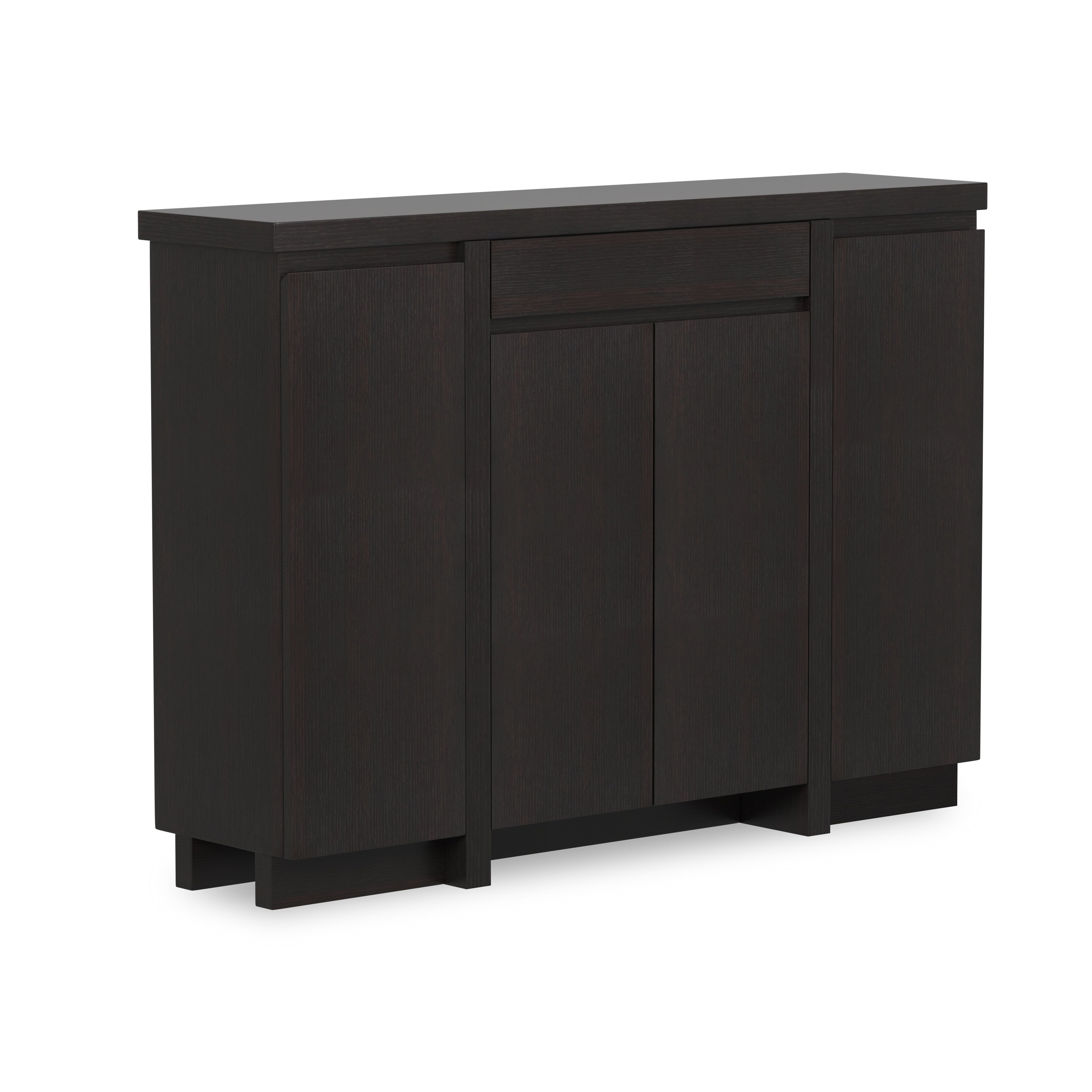 Charmant Shop Holland Buffet/Cabinet In Red Cocoa Finish   Free Shipping Today    Overstock.com   20254405
