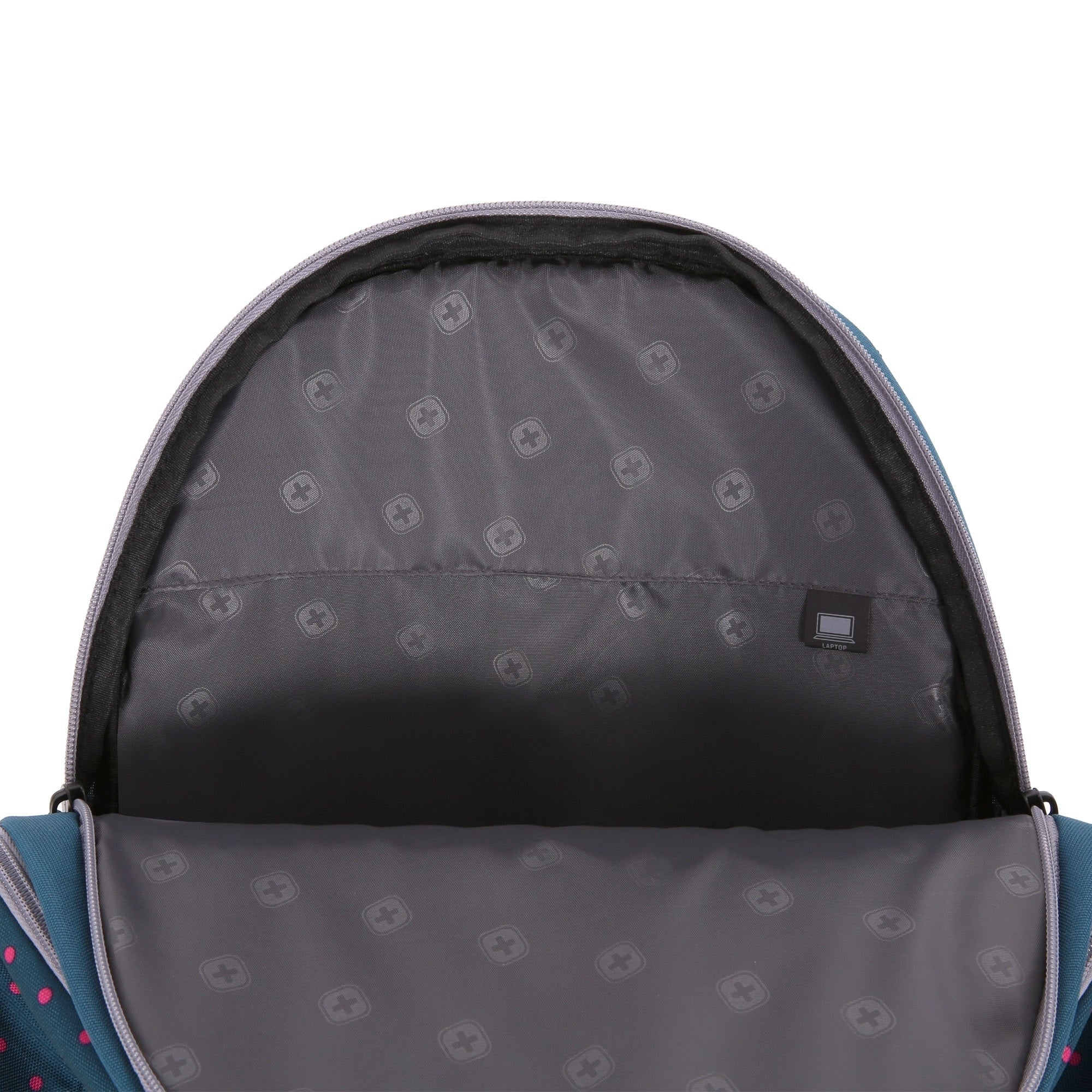 54fd3a6f0b Shop SwissGear Dark Gems- Pink Dots Target 18 inch Laptop Backpack - Free  Shipping Today - Overstock - 20289007