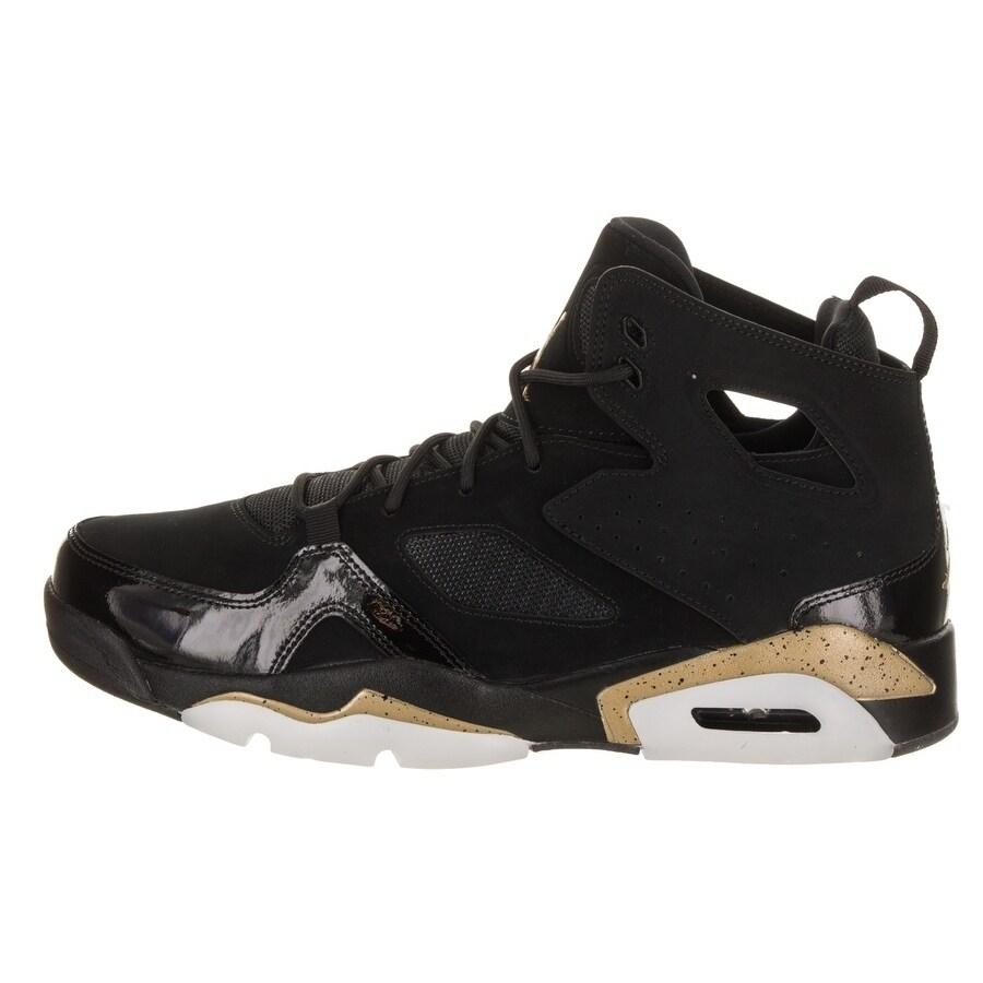 69d3cbb54b2 Shop Nike Jordan Men s Jordan Flight Club  91 Basketball Shoe - Free  Shipping Today - Overstock - 20289405