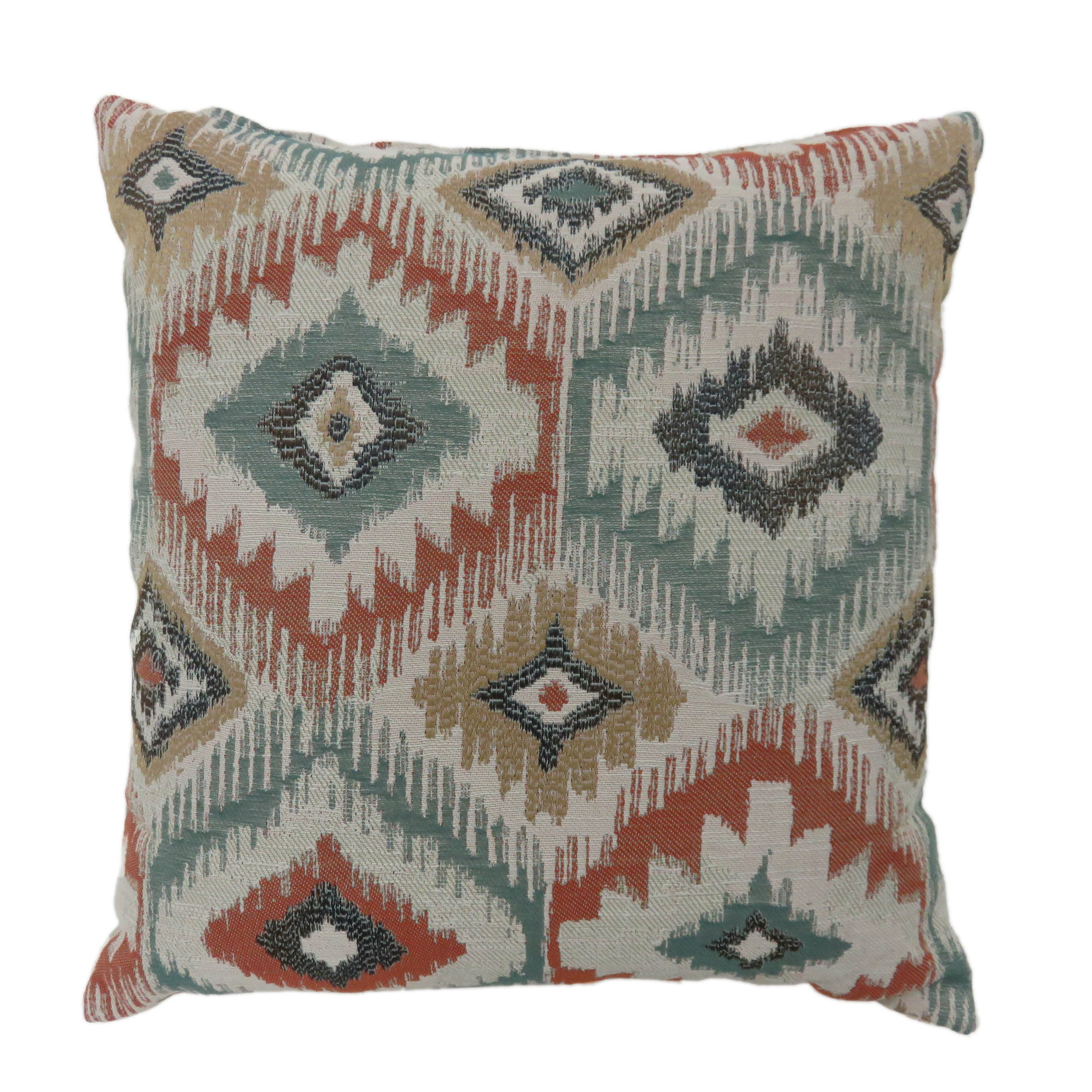 Shop furniture of america wayne southwestern throw pillows set of 2 free shipping today overstock com 20295473