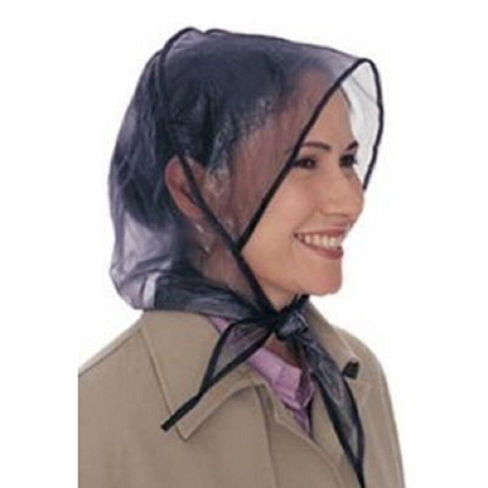 Shop Rain Bonnet Waterproof RainStopper With Full Cut Visor   Netting -  Free Shipping On Orders Over  45 - Overstock.com - 20304829 029c6efee7ce