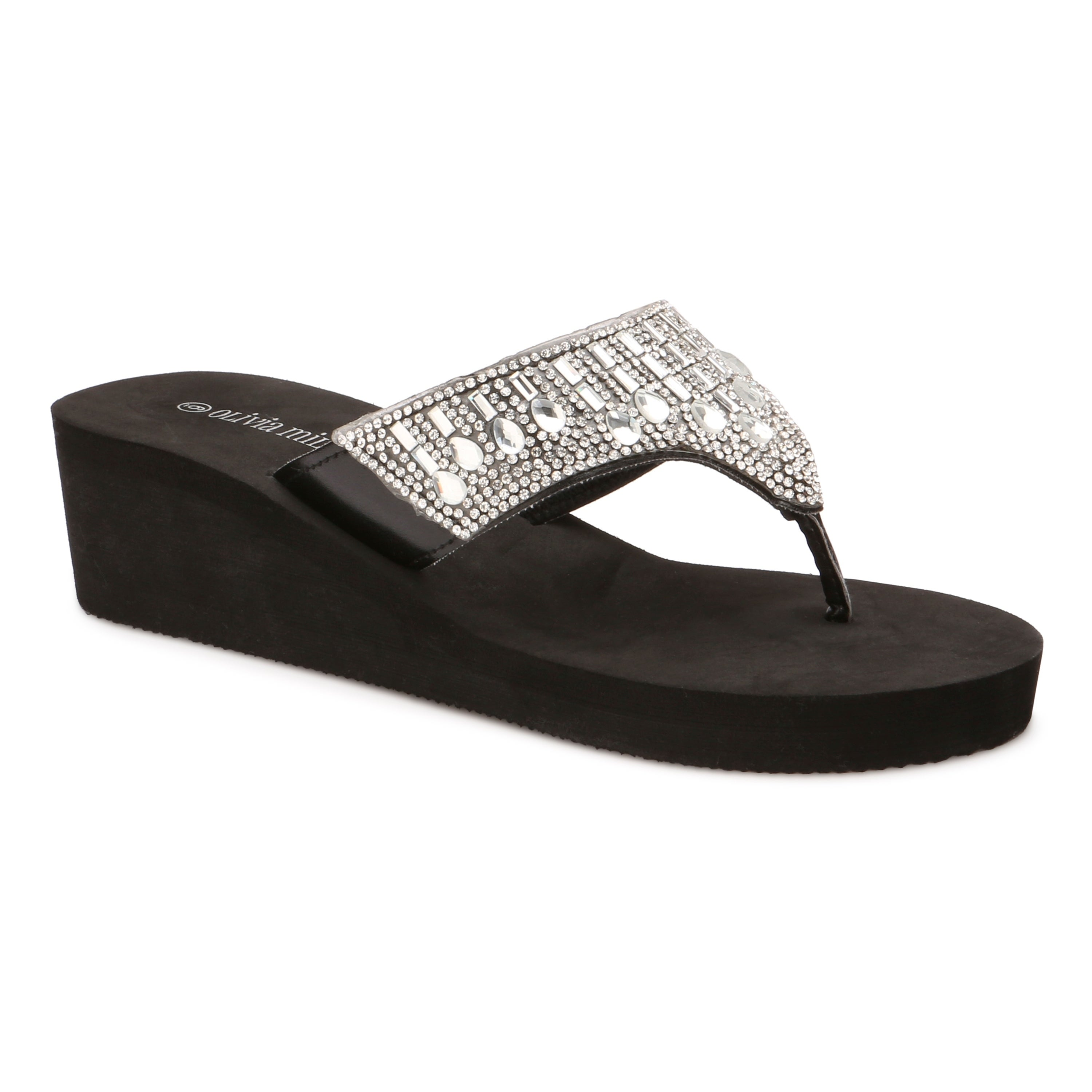 lowest price sale online clearance official site Olivia Miller Pinellas Women's ... Wedge Sandals PsPscrd