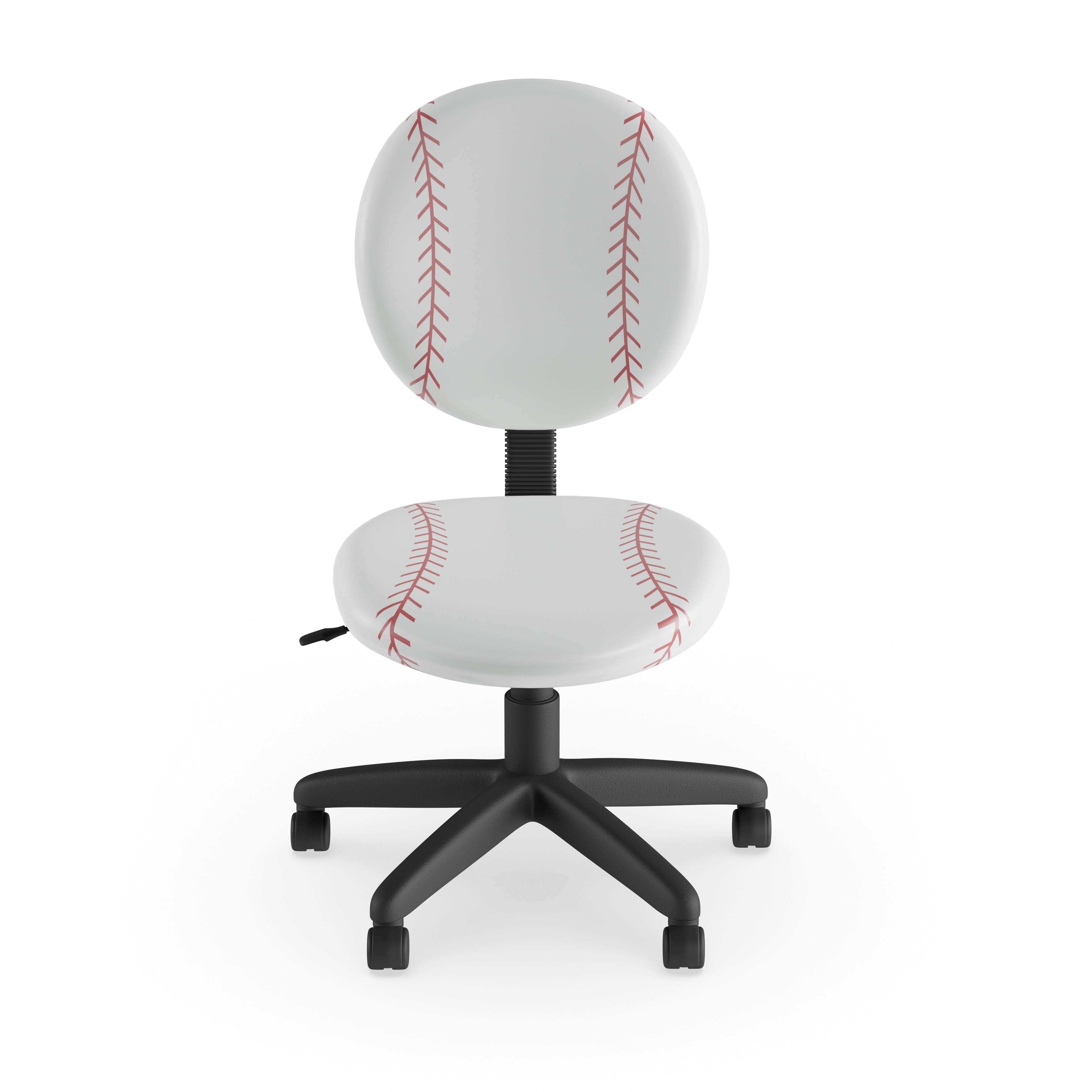 Shop Porch U0026 Den Wynwood 21st Terrace Baseball Office Chair   Free Shipping  Today   Overstock.com   20339613