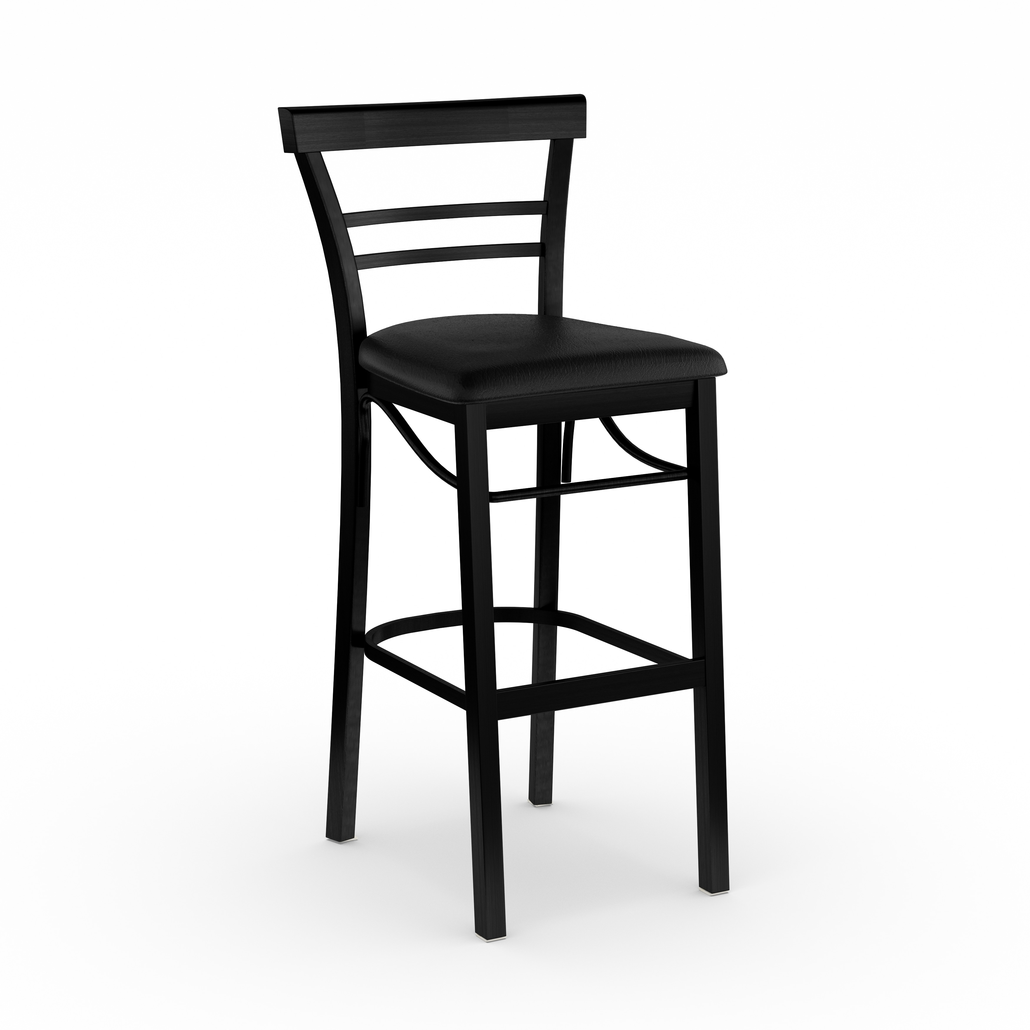 Shop porch den stonehurst lyndhurst heavy duty bar stool free shipping today overstock com 20340087