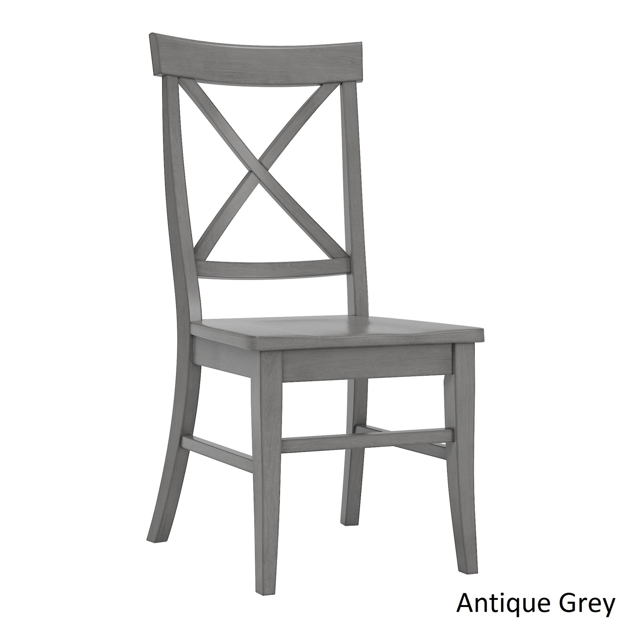 Delightful Eleanor X Back Wood Dining Chair (Set Of 2) By INSPIRE Q Classic   Free  Shipping Today   Overstock   26222667