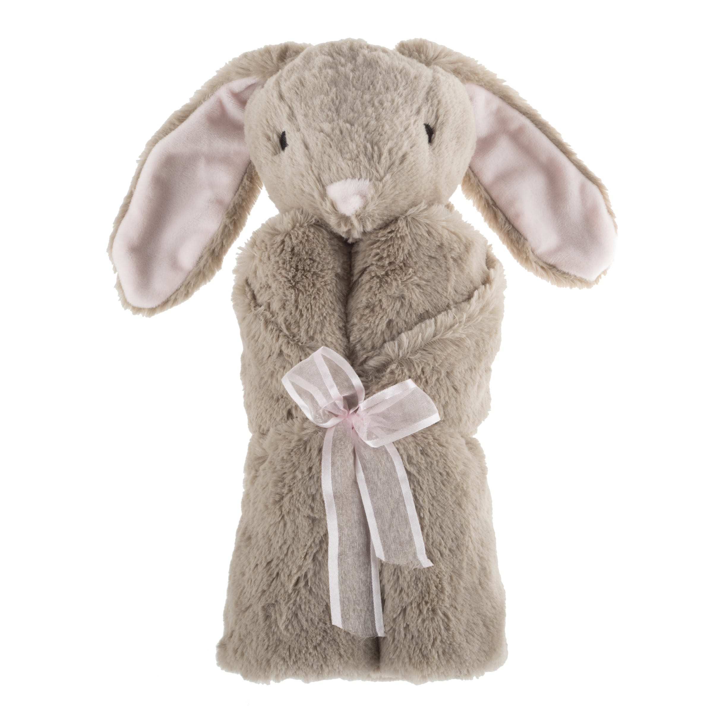 Shop Baby Security Blanket Stuffed Animal Soft And Cuddly For Play