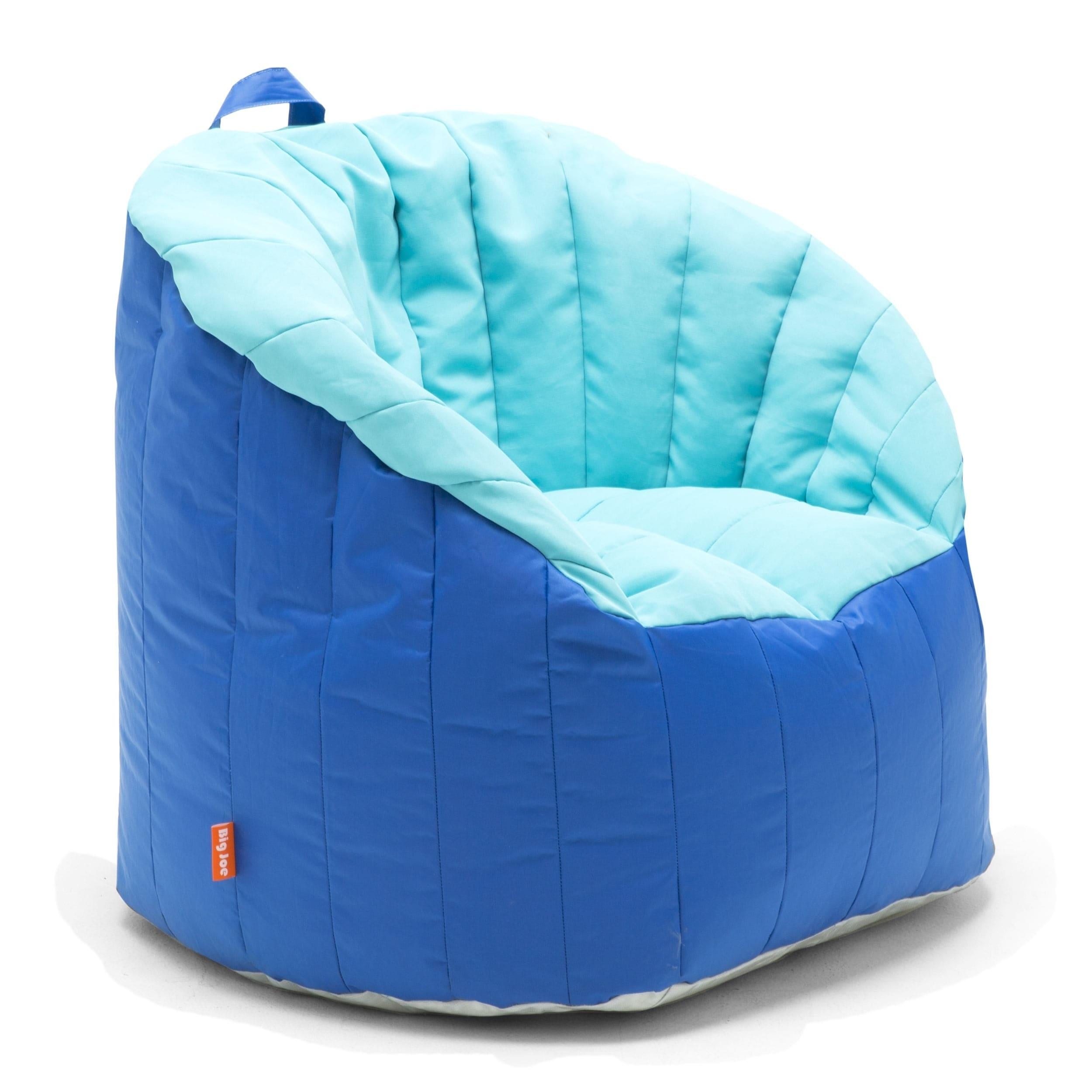 Shop Big Joe Outdoor Lumin, Bean Bag Chair   Free Shipping Today    Overstock.com   20359143