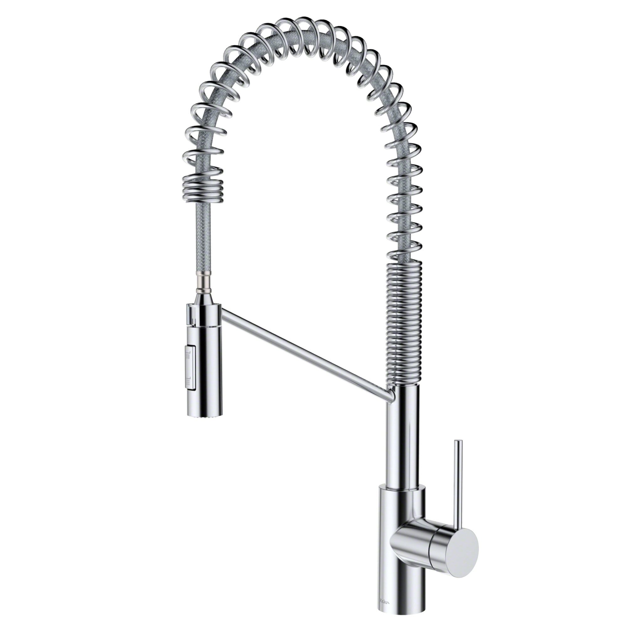 Shop Kraus KPF-2631 Oletto 1-Handle 2-Function Sprayhead Commercial Pull  Down Kitchen Faucet - On Sale - Free Shipping Today - Overstock.com -  20359695
