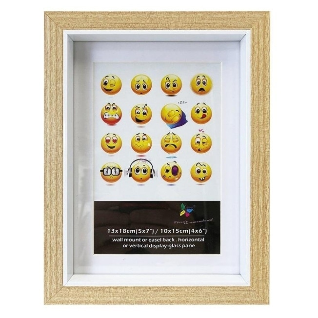 Shop Wee\'s Beyond PFP46572 MDF Picture Frame 5\