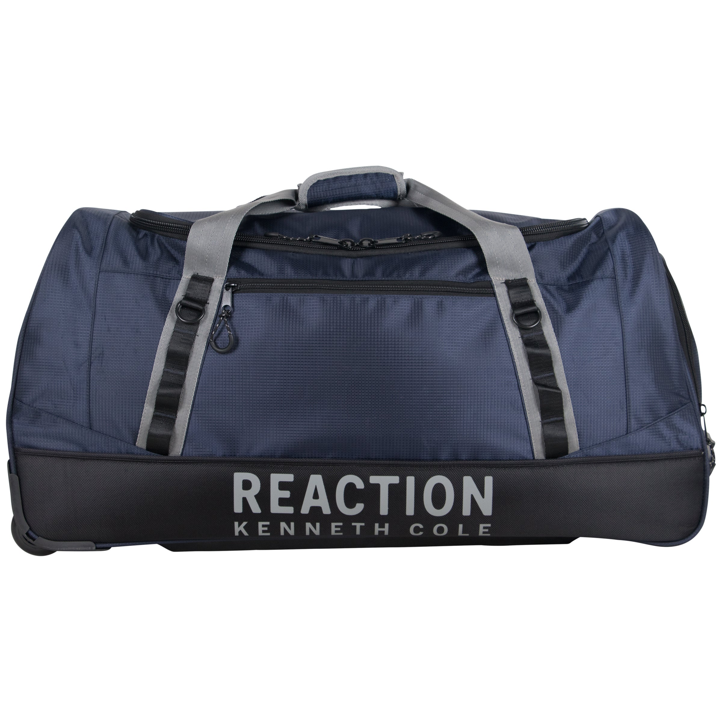 2e2d72e50713 Shop Kenneth Cole Reaction 30-inch Lightweight Large Capacity 2-Wheel  Rolling Duffel Bag - Free Shipping Today - Overstock - 20374970