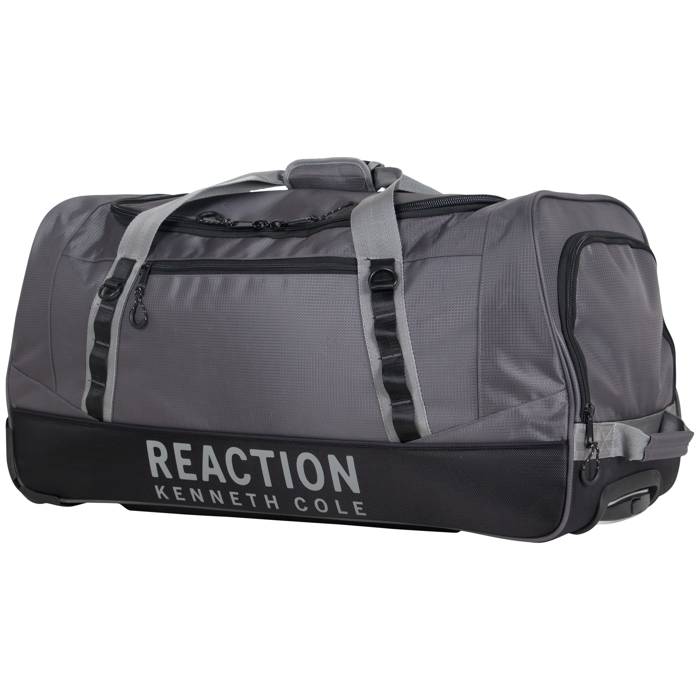 a49c5987a6 Shop Kenneth Cole Reaction 30-inch Lightweight Large Capacity 2-Wheel  Rolling Duffel Bag - Free Shipping Today - Overstock - 20374970