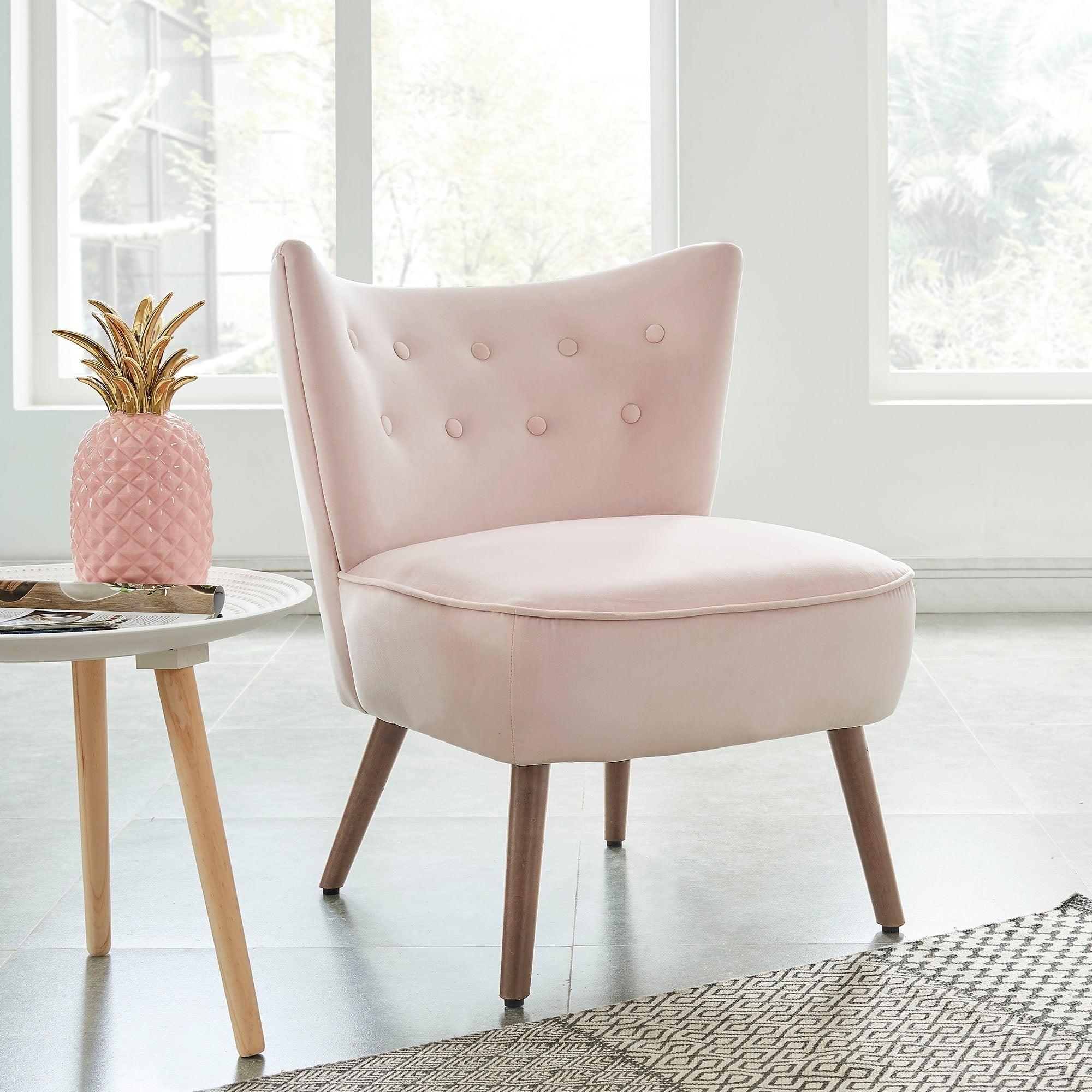 Chair Blush Accent Chair