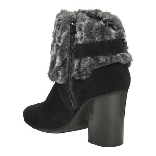 Outlet Discount Authentic 2018 Newest Cheap Price Aerosoles North Square Ankle Boot(Women's) -Taupe Suede/Faux Fur Official For Sale HyX7Kh