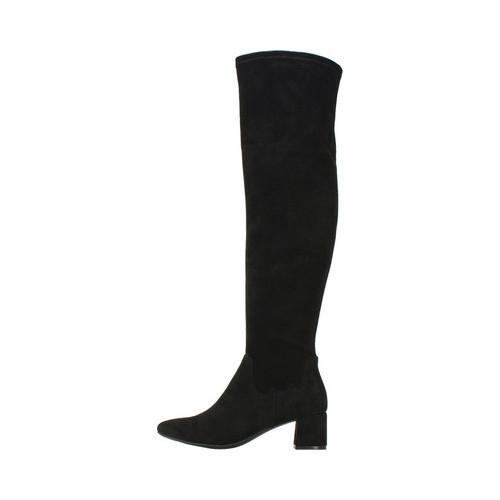 Rialto Martha Over The Knee Boot(Women's) -Hazelnut Suedette Fabric Discounts Free Shipping Pay With Paypal Footlocker Pictures Online Big Sale Sale Online HpAxp