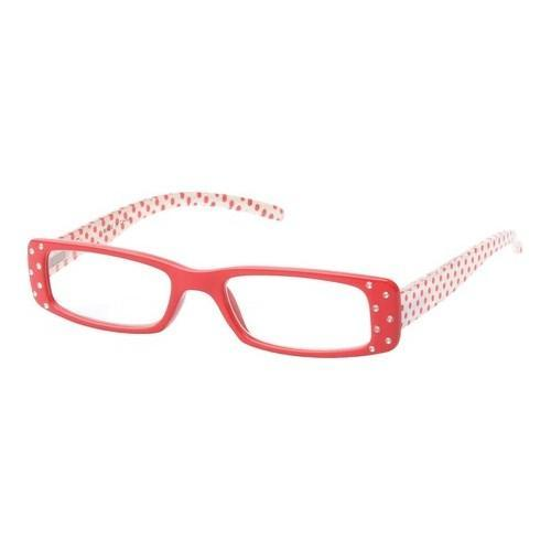 aebbfb41839 ... Thumbnail Women  x27 s SWG Chalon Rectangle Reading Glasses SWGY184 Red