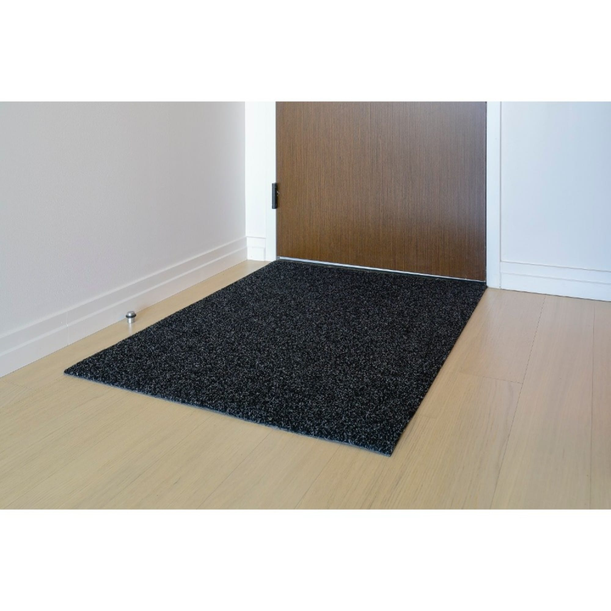 brush plain door coco x depot the p mats mat natural home in floor