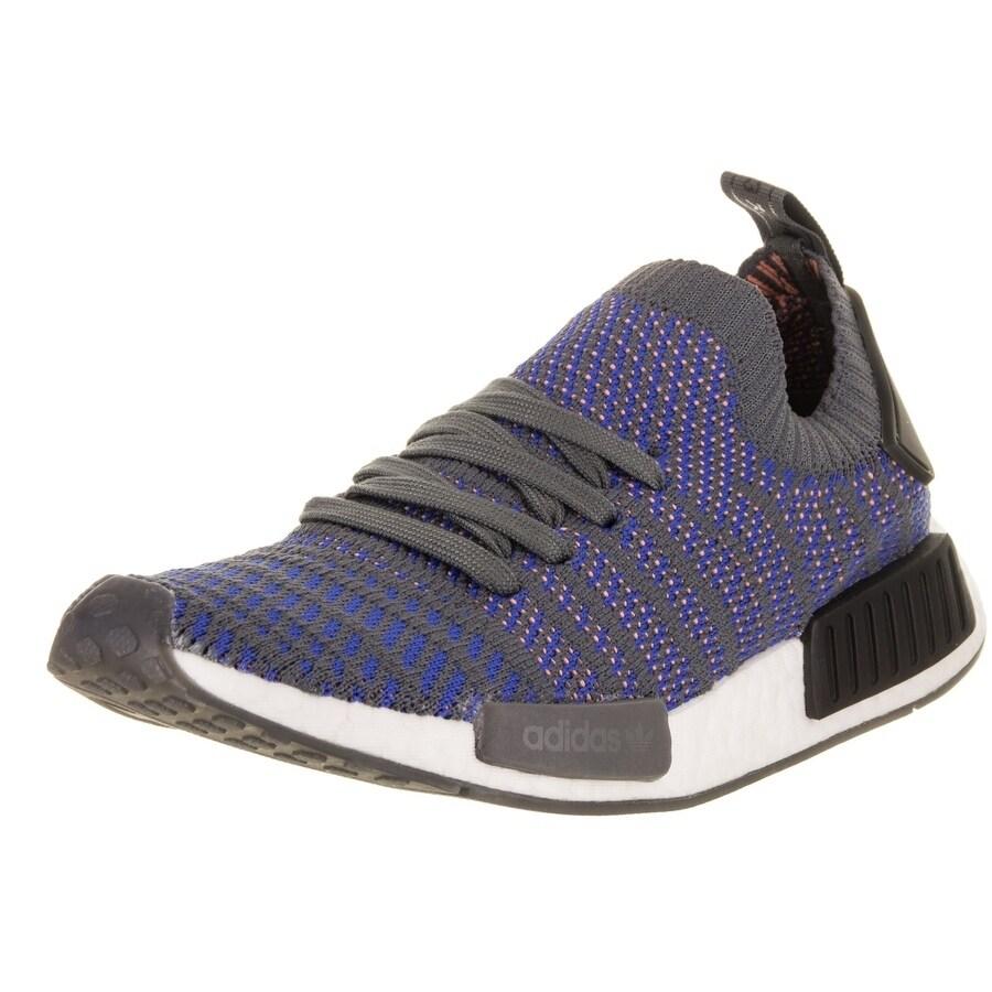 6fbf1a77f Shop Adidas Men s NMD R1 STLT Primeknit Originals Running Shoe - On ...