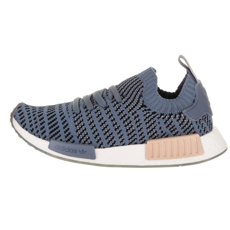 3f3e83b5e7e59 Shop Adidas Women's NMD-R1 STLT Primeknit Originals Running Shoe - Free  Shipping Today - Overstock - 20456744